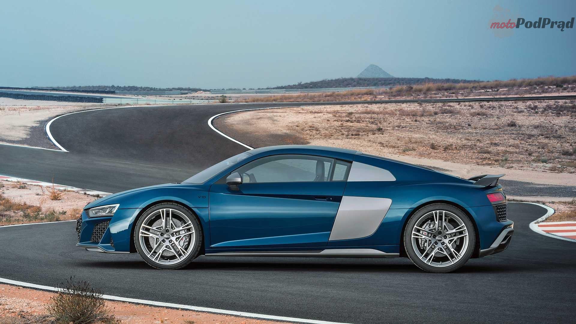 2019 audi r8 1 Audi R8 wchodzi w ostatni etap ewolucji