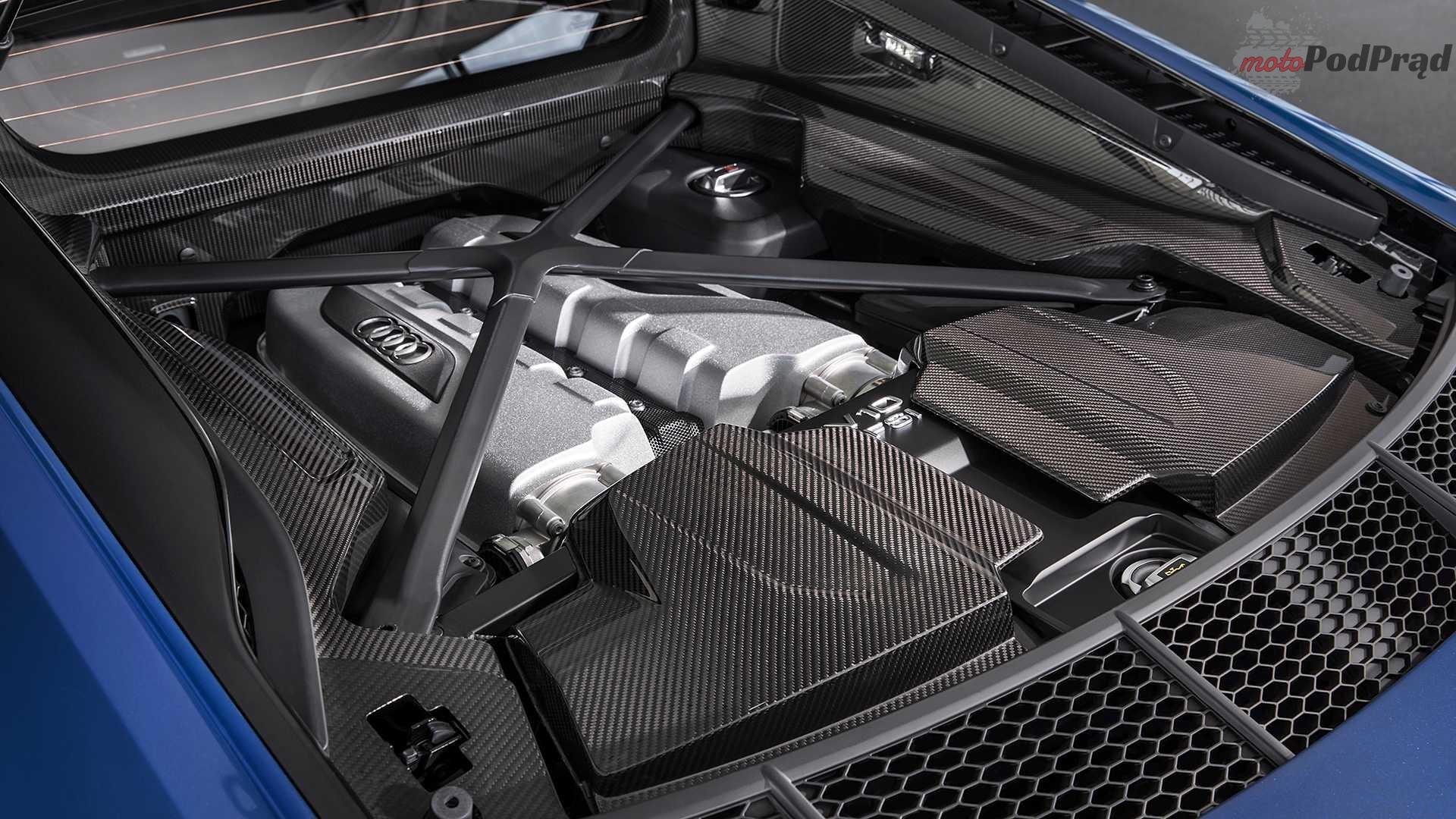 2019 audi r8 3 Audi R8 wchodzi w ostatni etap ewolucji