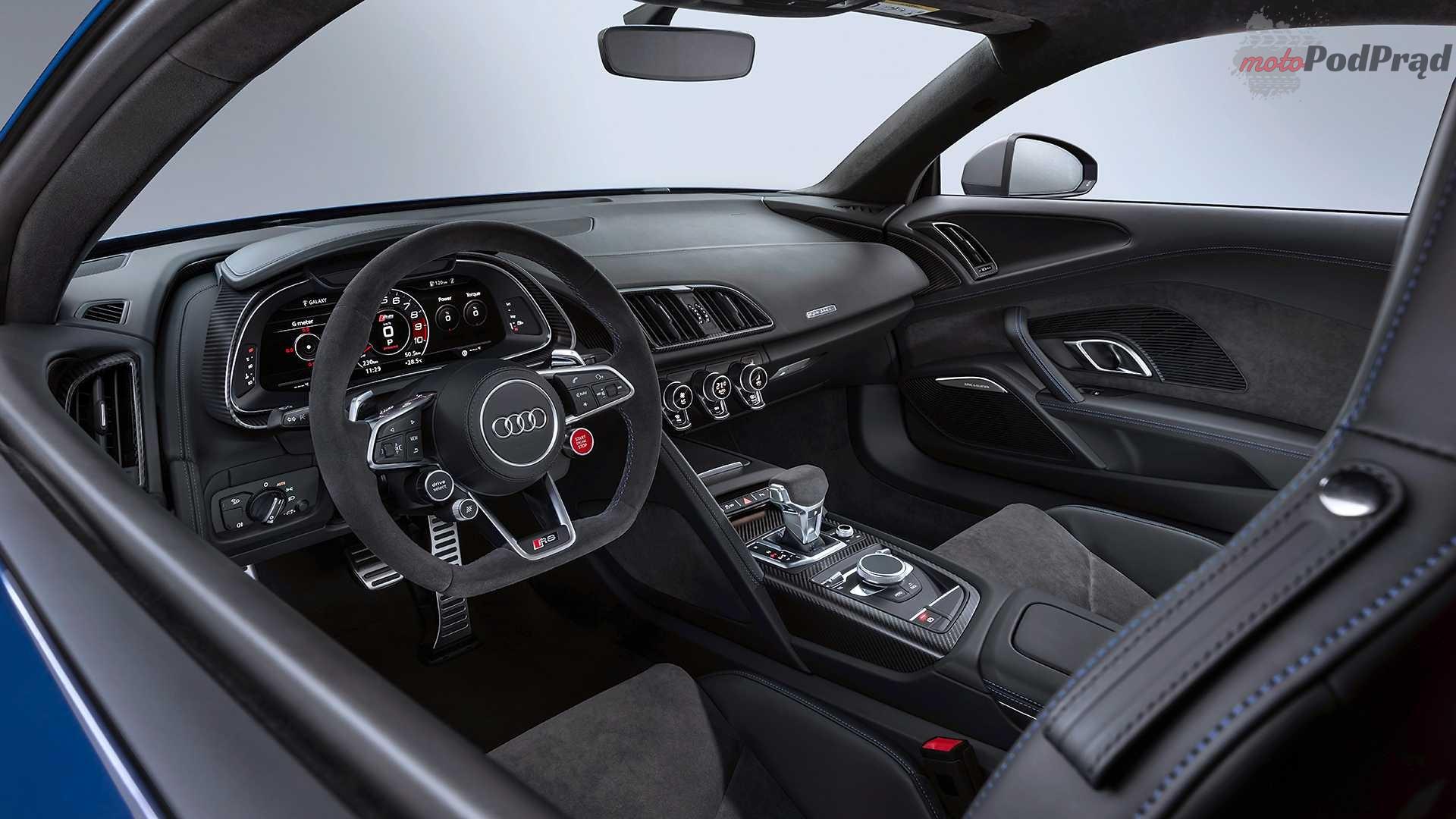 2019 audi r8 4 Audi R8 wchodzi w ostatni etap ewolucji
