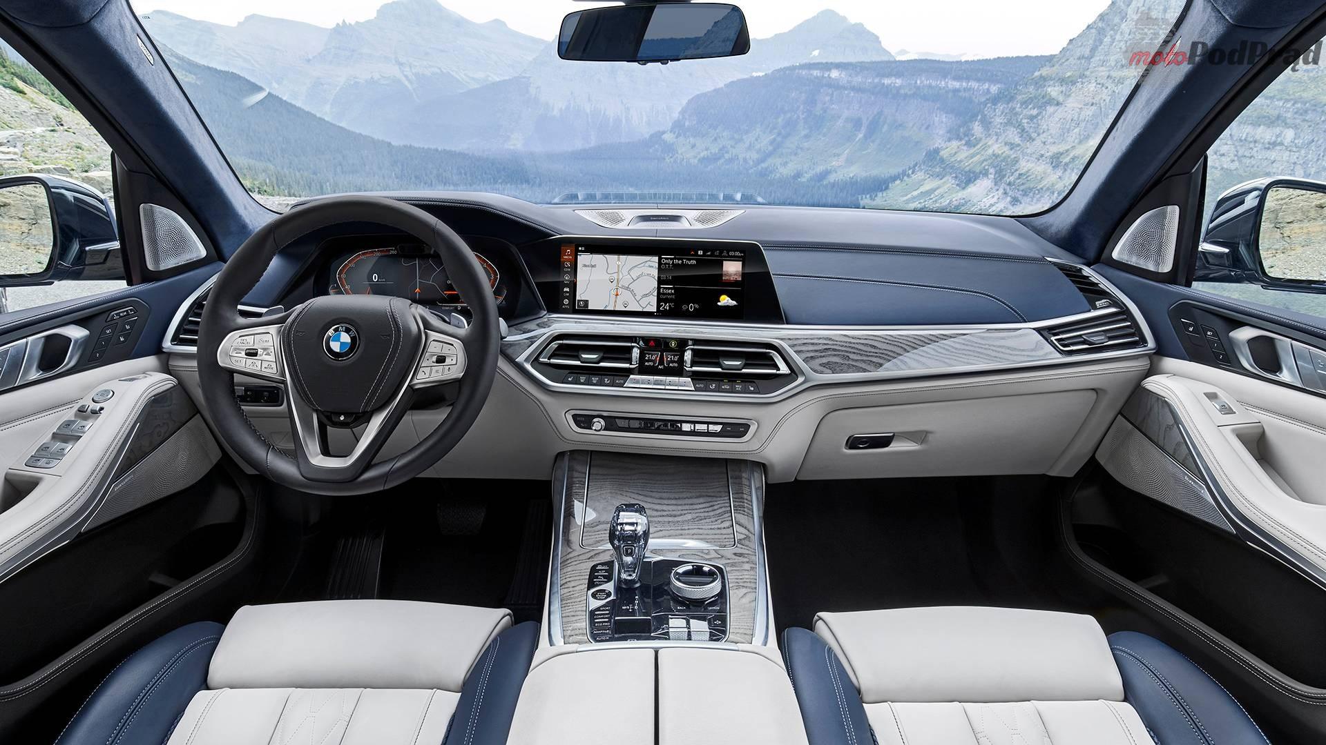 2019 bmw x7 4 BMW X7: Radość z jazdy razy 7