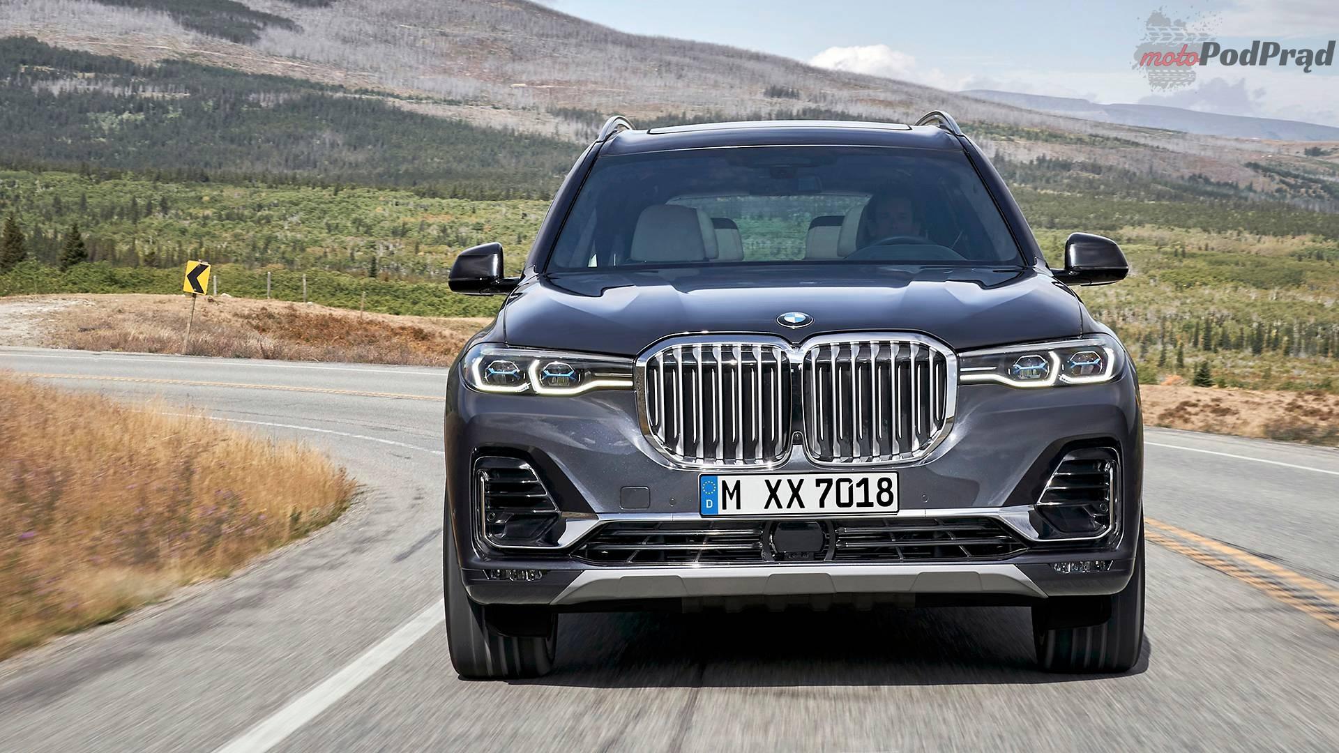 2019 bmw x7 6 BMW X7: Radość z jazdy razy 7