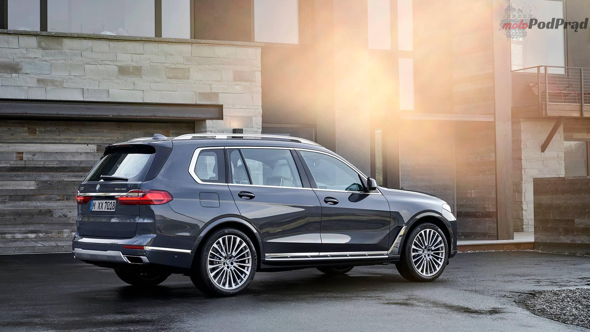 2019 bmw x7 BMW X7: Radość z jazdy razy 7