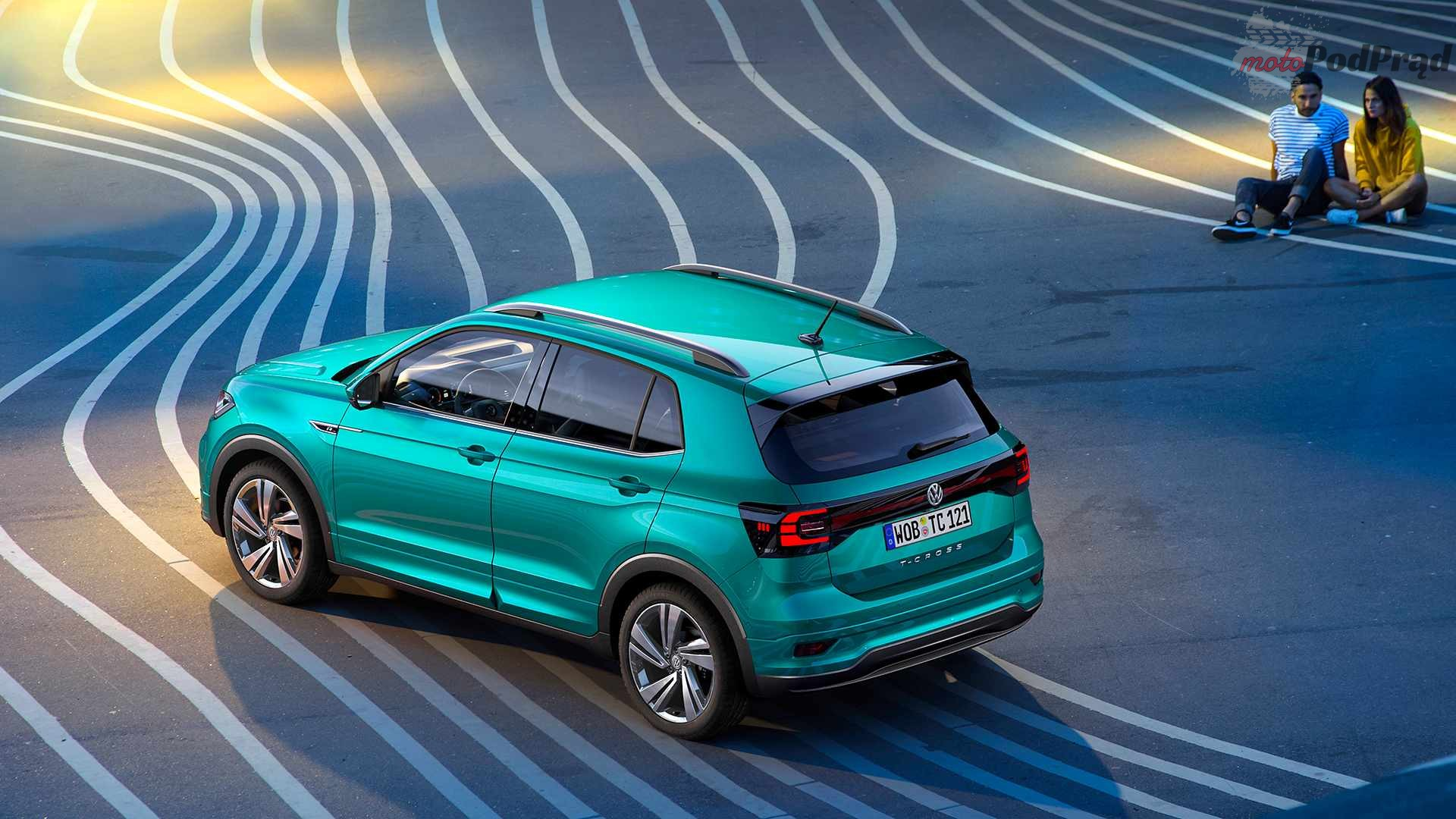 2019 vw t cross 2 Debiutuje Volkswagen T Cross