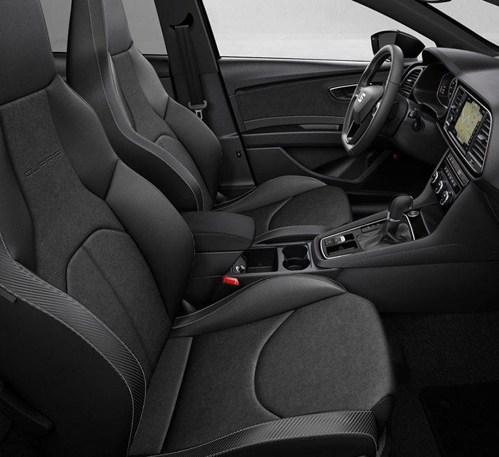 3 SEAT Leon ST Cupra Carbon 370   tylko 13 sztuk na Polskę!