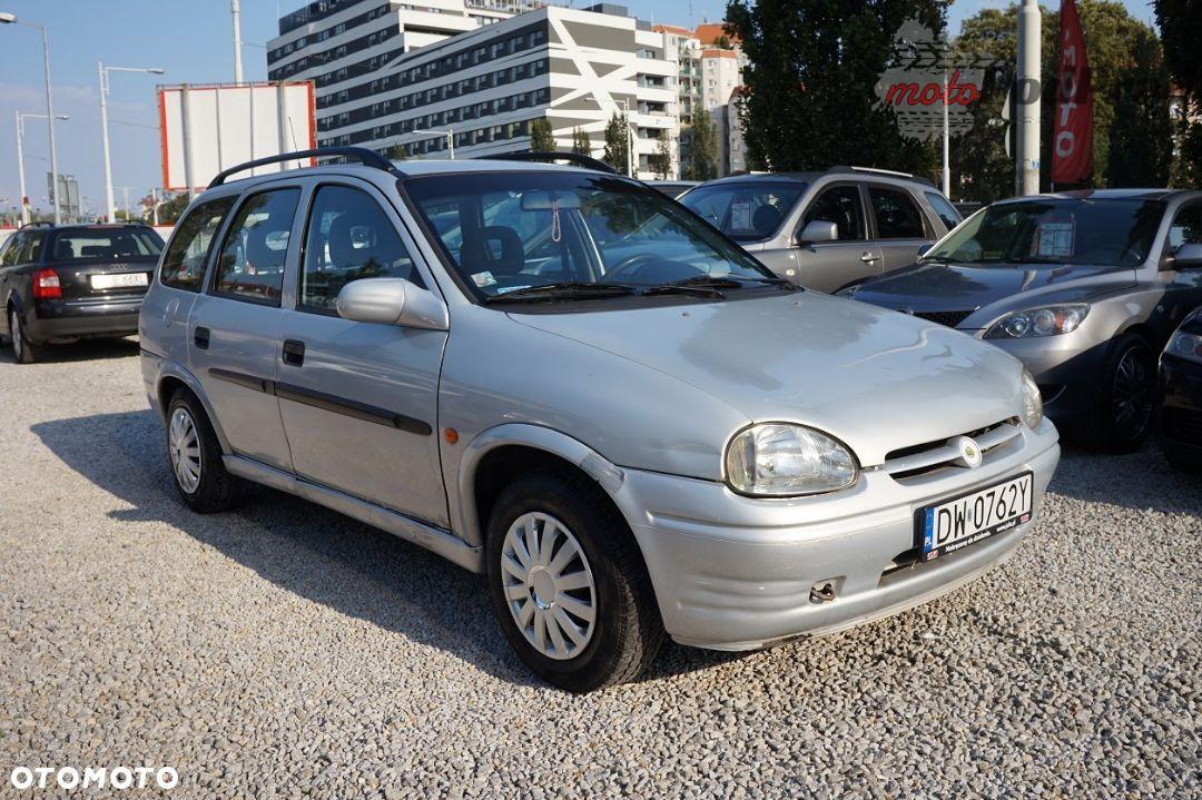 912968742 1 1080x720 17 kombi wroclaw Znalezione: Opel Corsa B kombi. Jedyna taka!