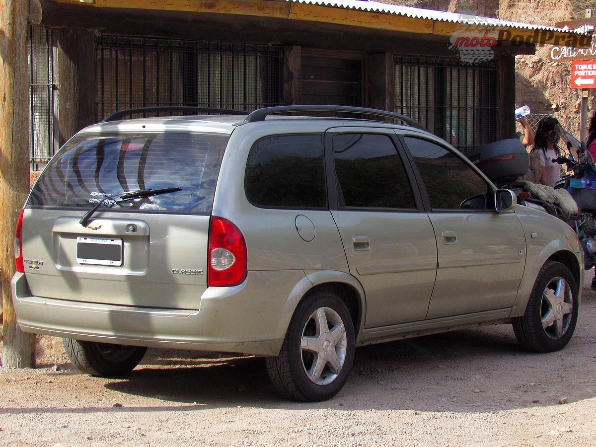 Chevrolet Classic 1.6 LT Wagon 2011 16804092887 Znalezione: Opel Corsa B kombi. Jedyna taka!