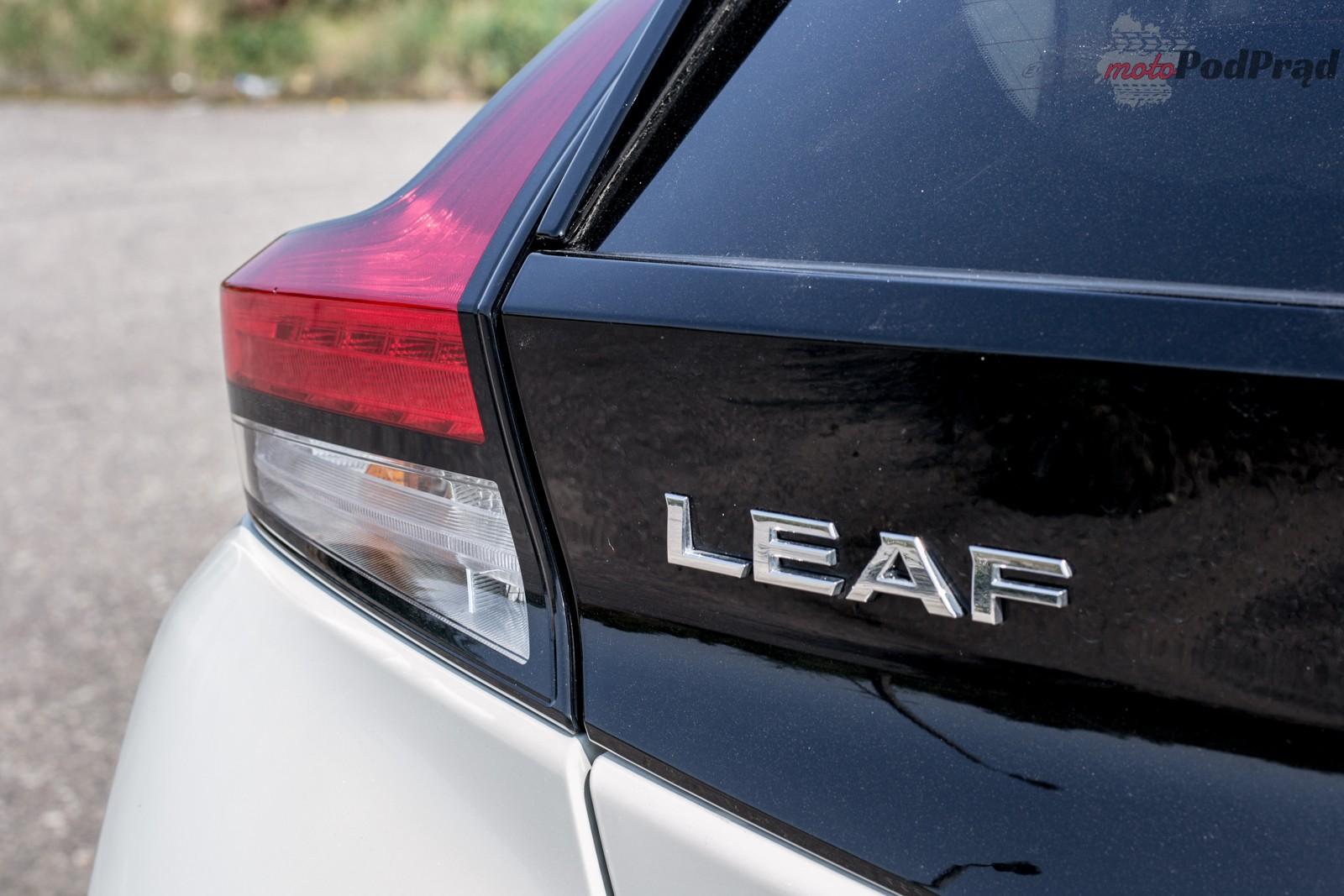 DSC 0547 Test: Nissan Leaf Tekna   po prostu samochód. Tyle, że elektryczny…