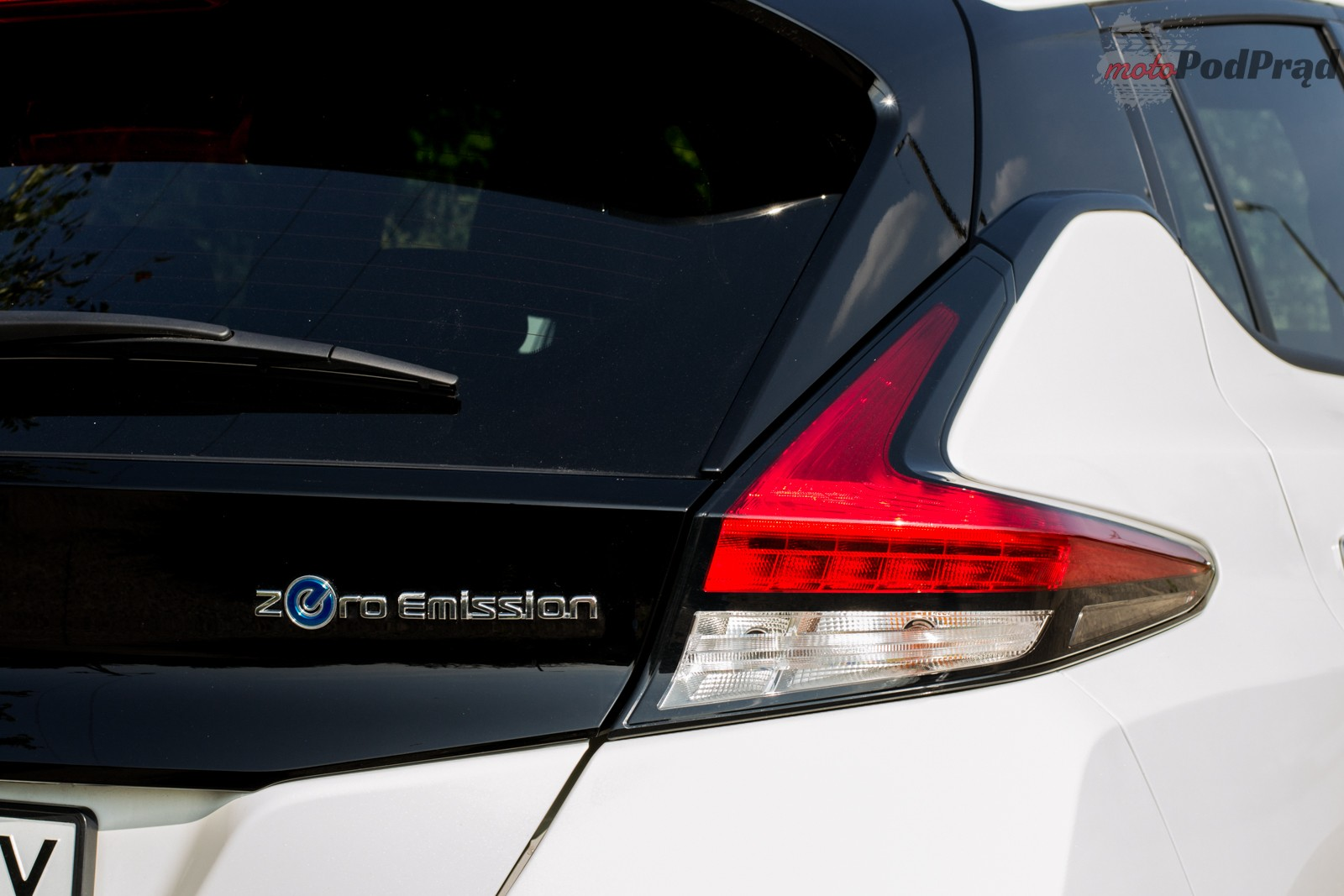 DSC 0562 Test: Nissan Leaf Tekna   po prostu samochód. Tyle, że elektryczny…