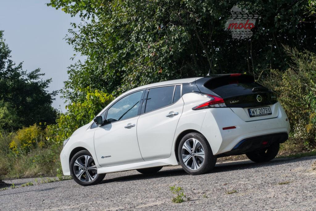 DSC 0566 1024x683 Nissan Leaf z rządowymi dopłatami do elektryków
