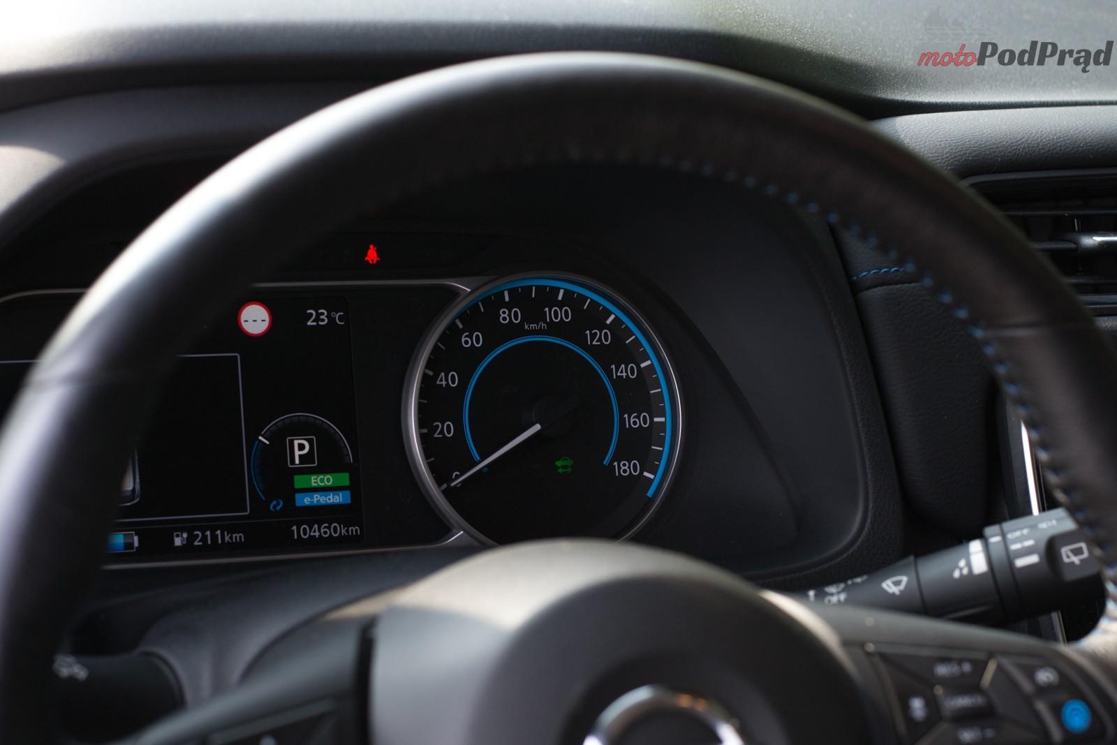 DSC 0571 Test: Nissan Leaf Tekna   po prostu samochód. Tyle, że elektryczny…