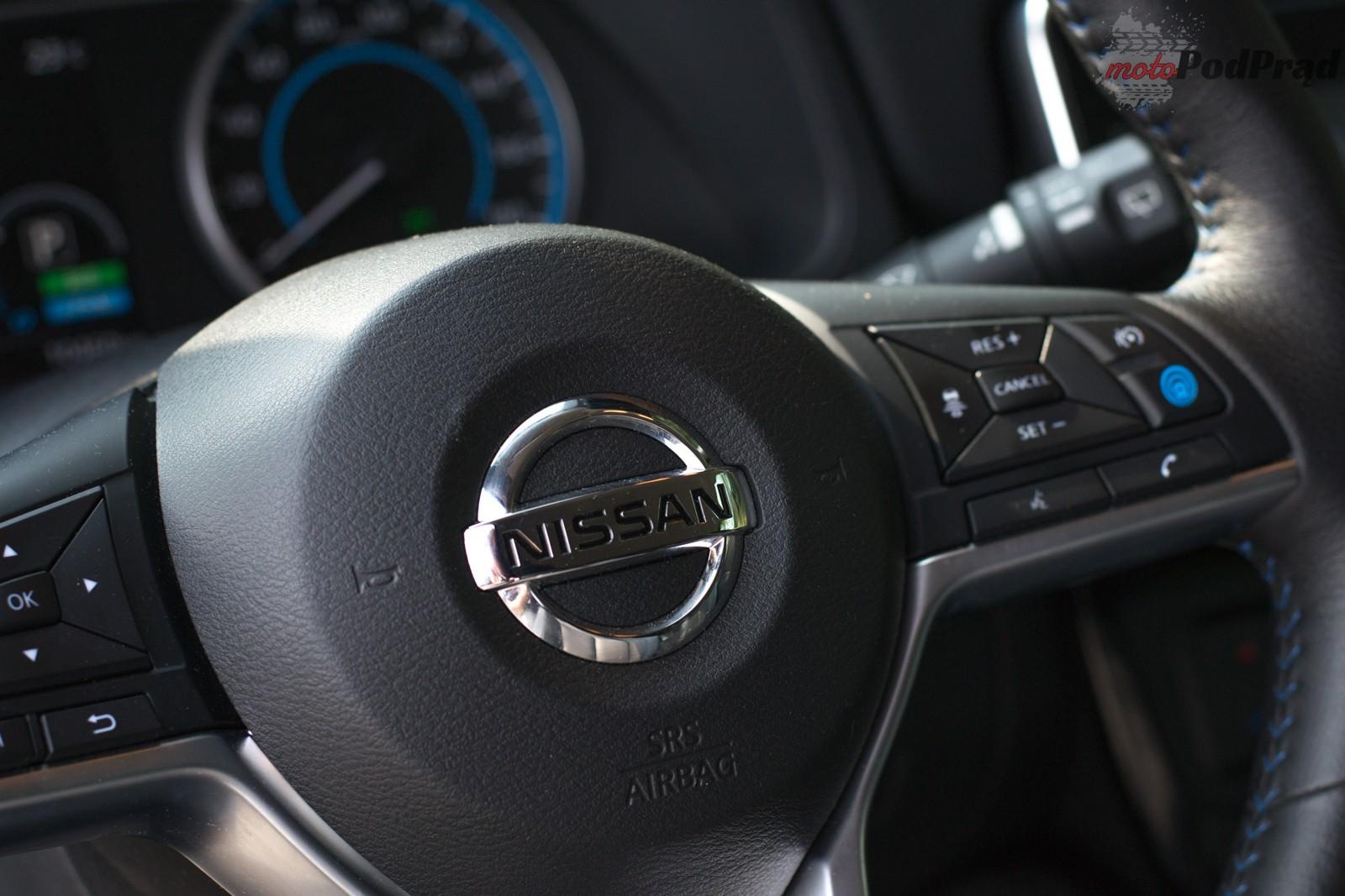 DSC 0572 Test: Nissan Leaf Tekna   po prostu samochód. Tyle, że elektryczny…