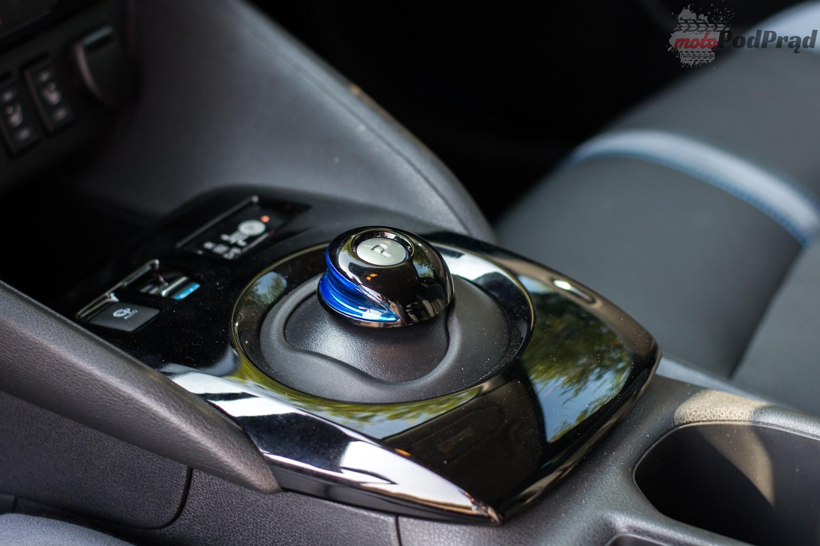 DSC 0574 Test: Nissan Leaf Tekna   po prostu samochód. Tyle, że elektryczny…