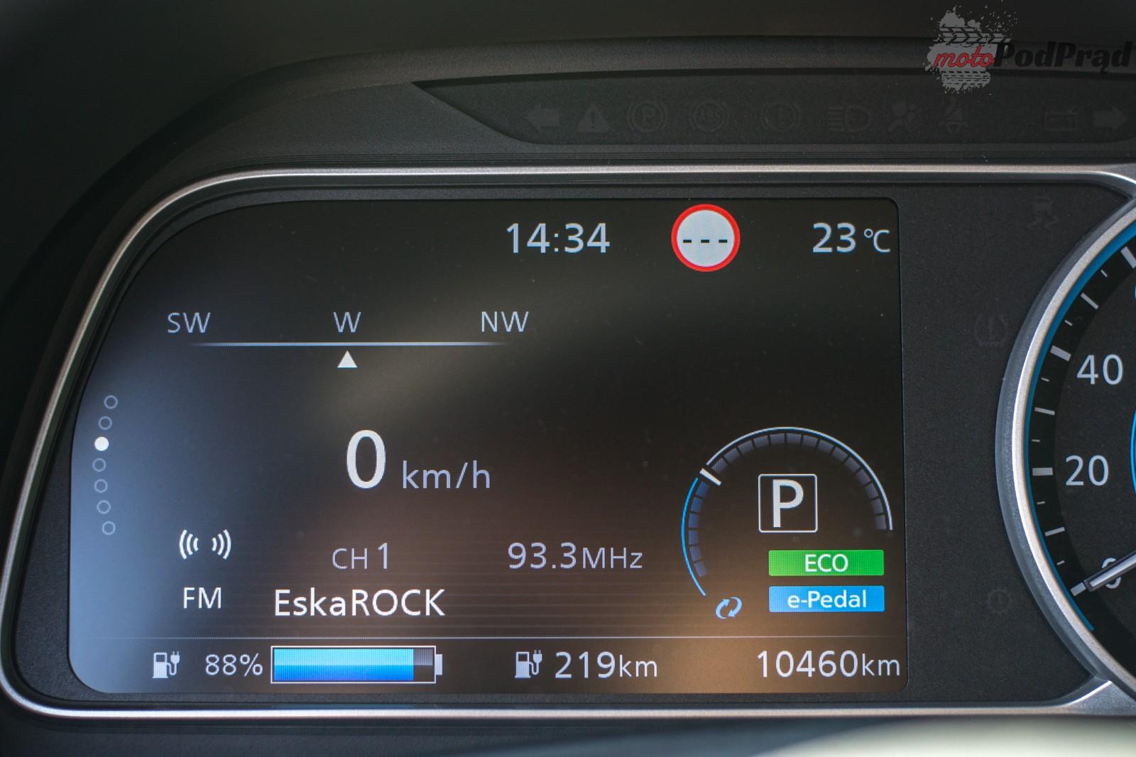 DSC 0578 Test: Nissan Leaf Tekna   po prostu samochód. Tyle, że elektryczny…