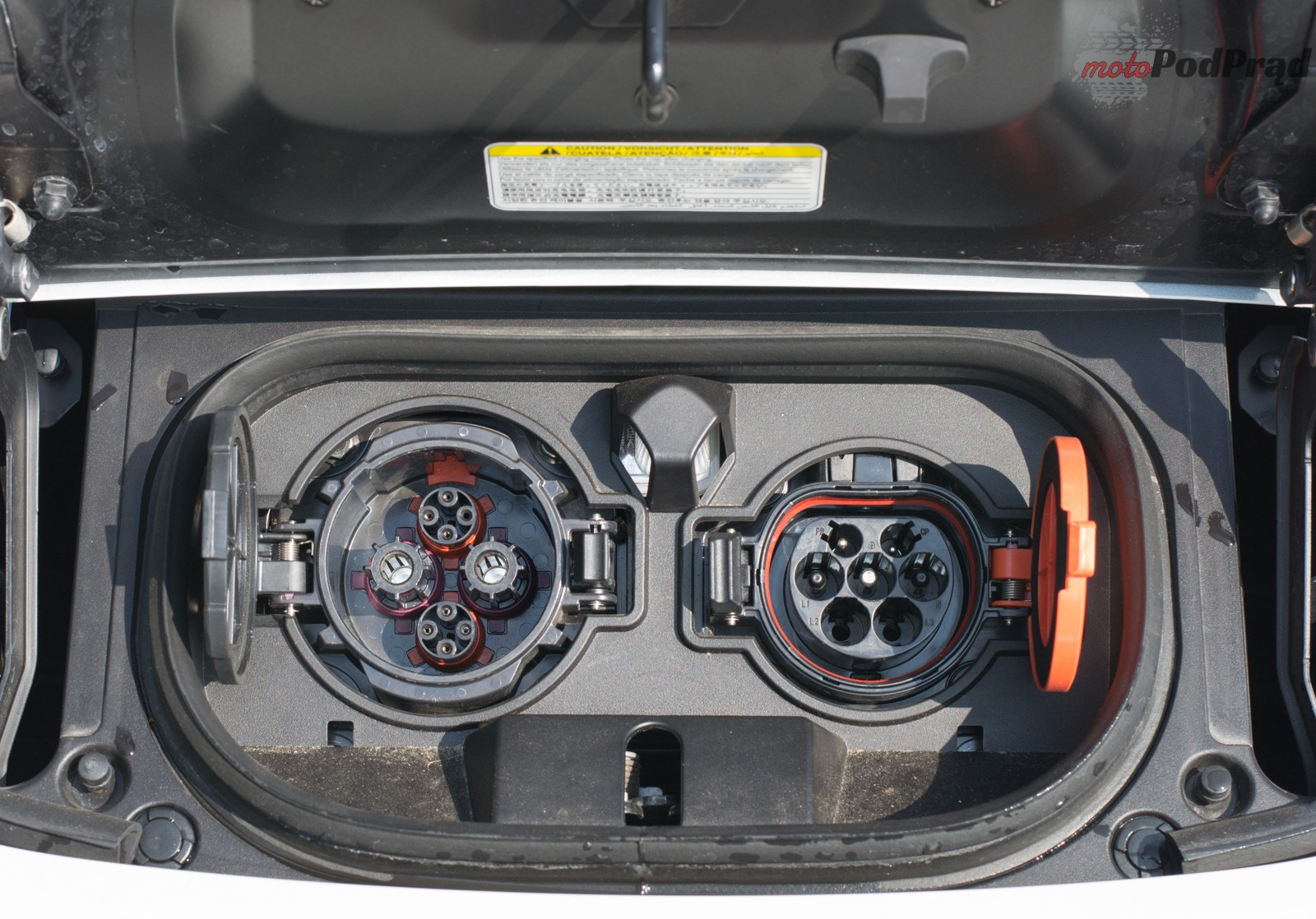 DSC 0585 Test: Nissan Leaf Tekna   po prostu samochód. Tyle, że elektryczny…