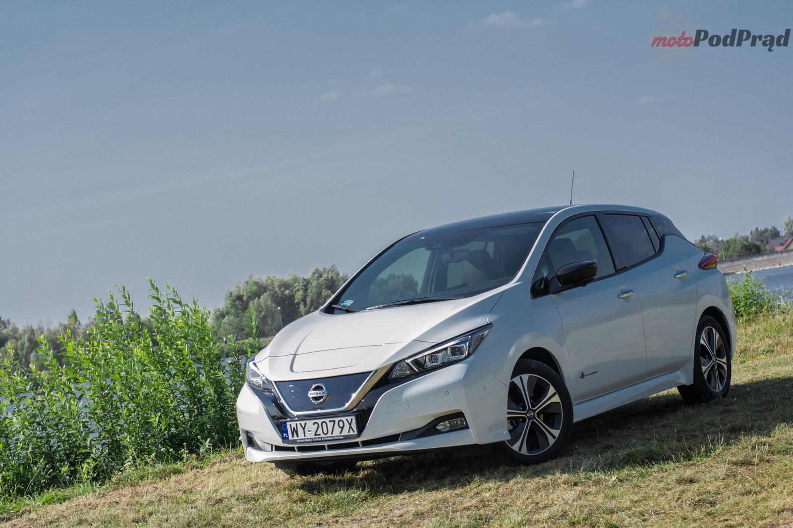 DSC 0600 Test: Nissan Leaf Tekna   po prostu samochód. Tyle, że elektryczny…