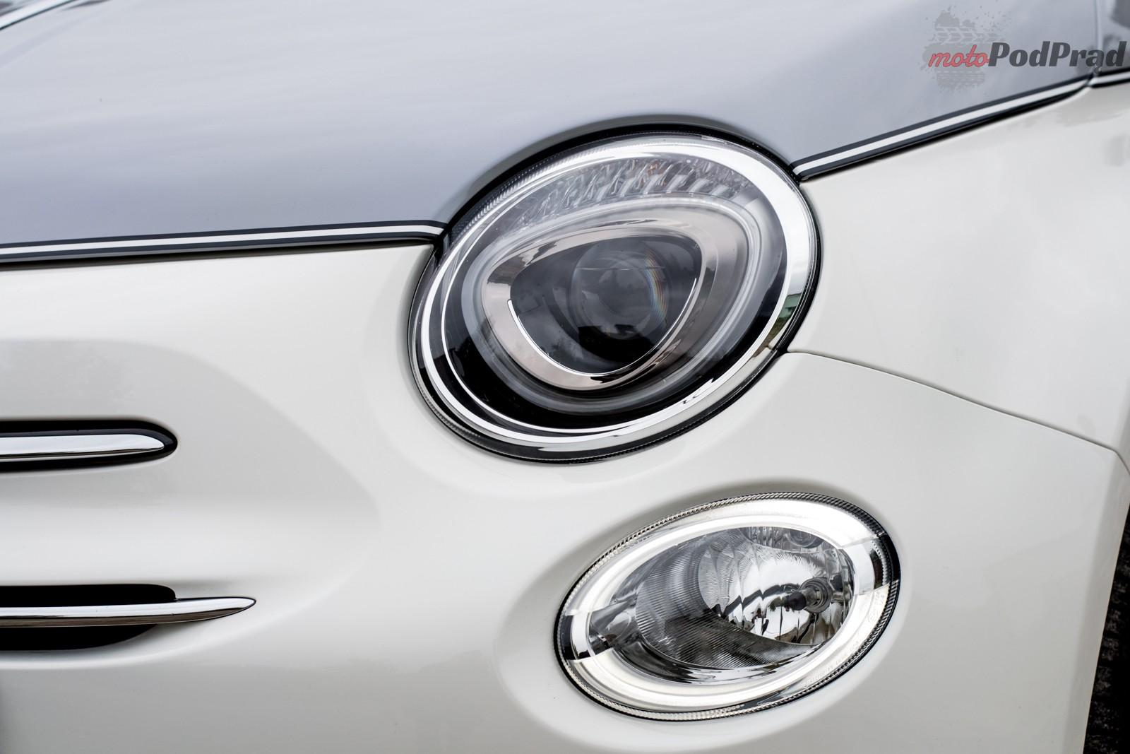 DSC 0612 Test: Fiat 500 Collezione   to są właśnie te detale