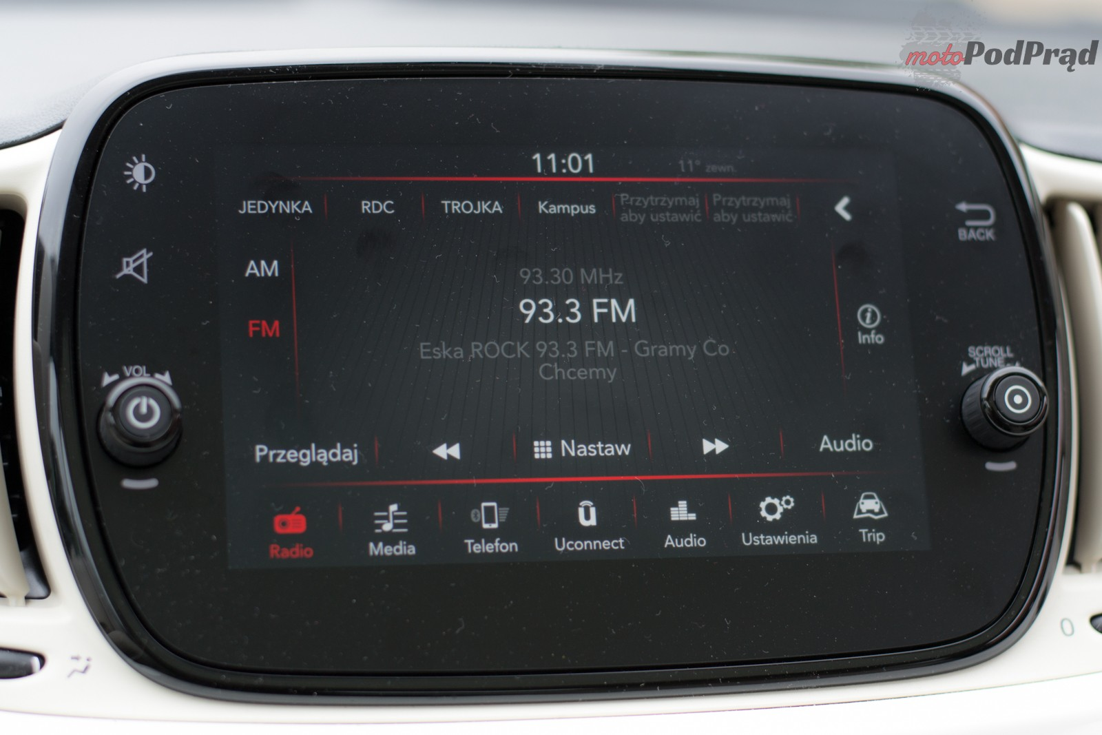 DSC 0622 Test: Fiat 500 Collezione   to są właśnie te detale