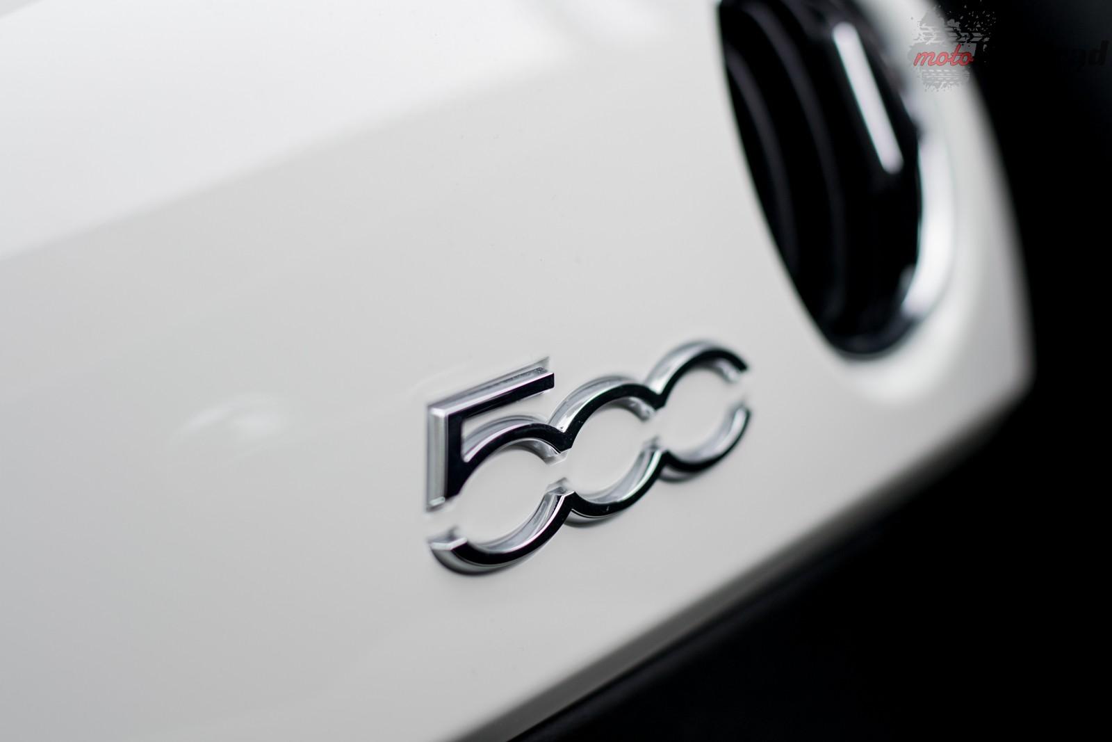 DSC 0625 Test: Fiat 500 Collezione   to są właśnie te detale
