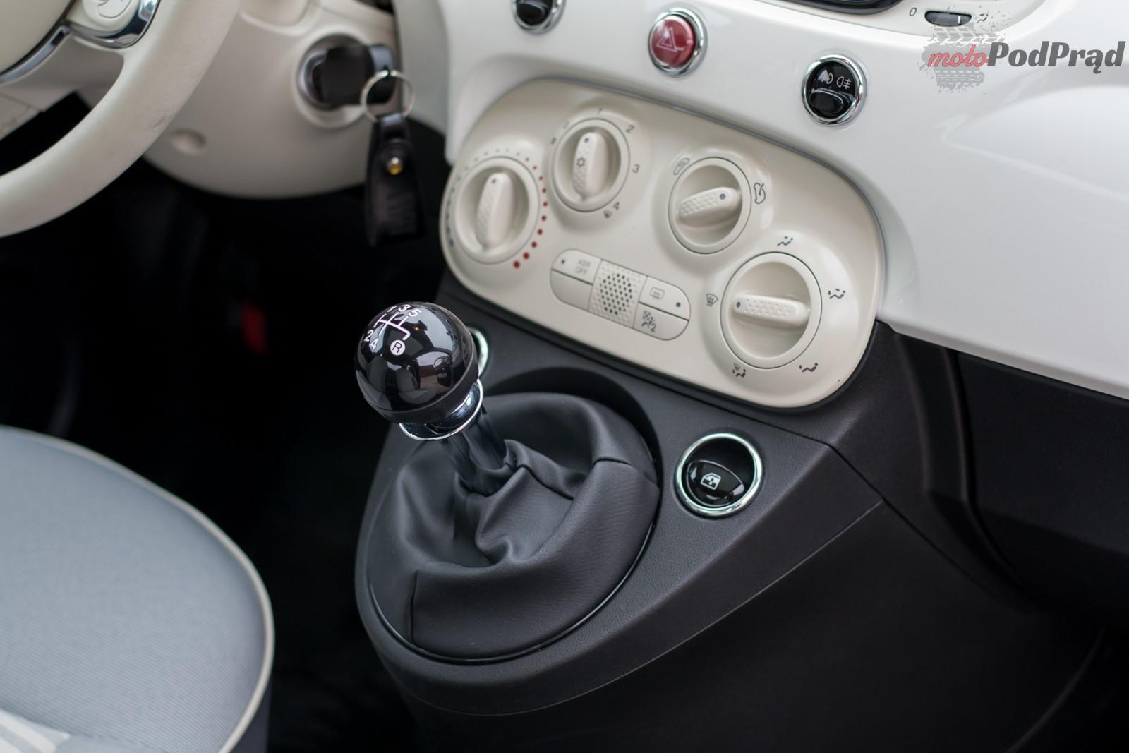 DSC 0627 Test: Fiat 500 Collezione   to są właśnie te detale