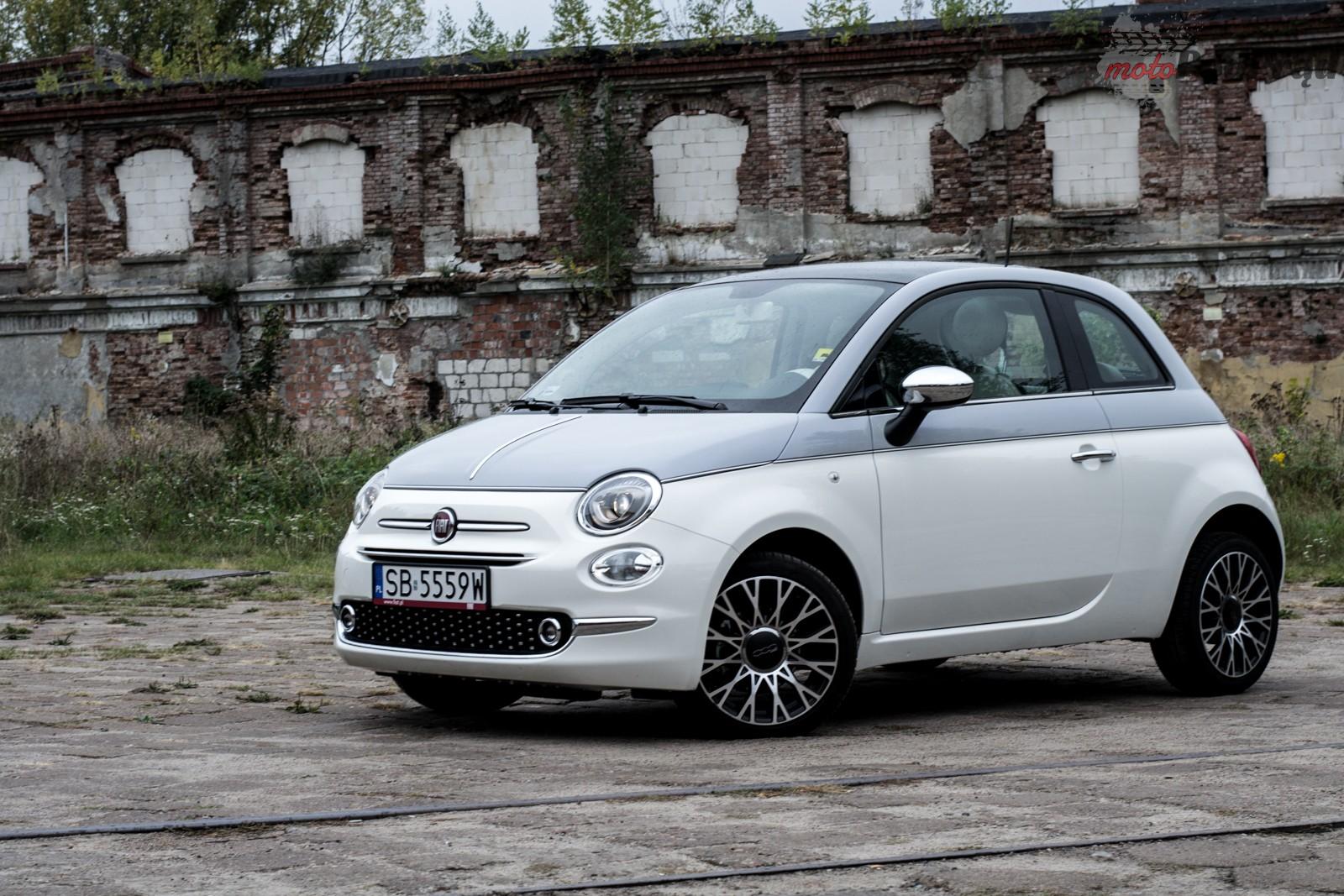 DSC 0636 Test: Fiat 500 Collezione   to są właśnie te detale