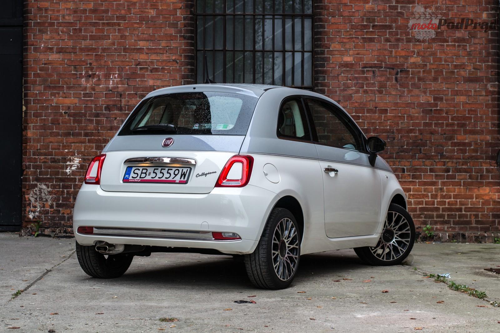 DSC 0638 Test: Fiat 500 Collezione   to są właśnie te detale
