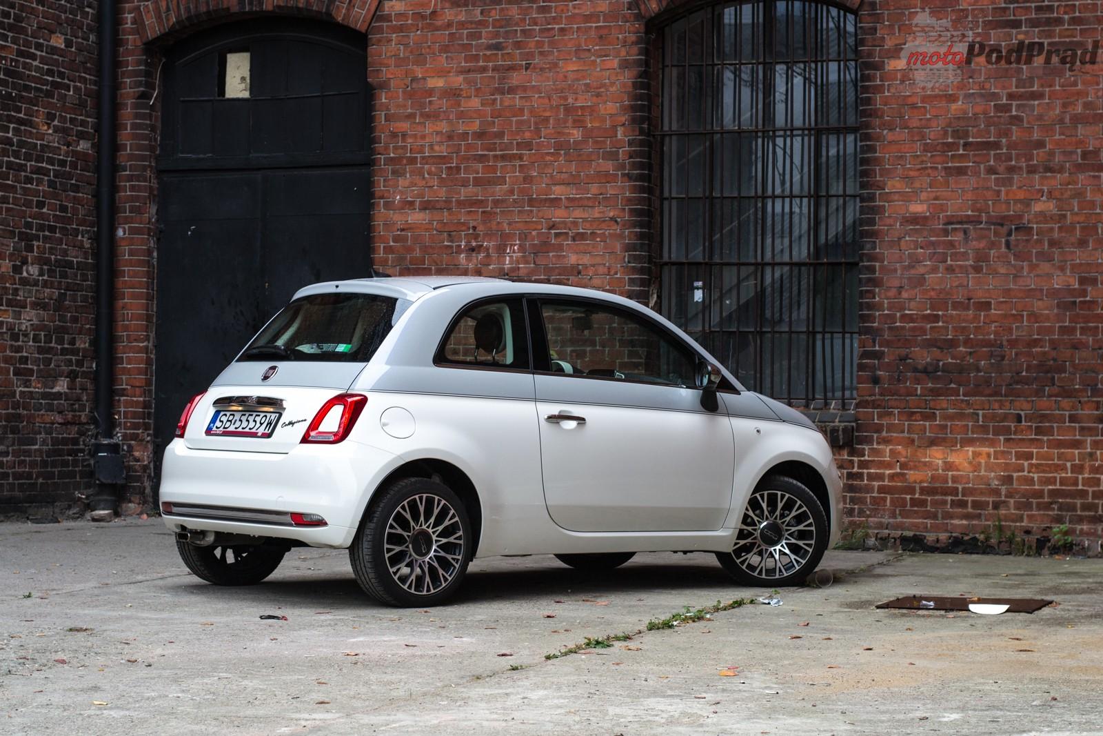 DSC 0640 Test: Fiat 500 Collezione   to są właśnie te detale