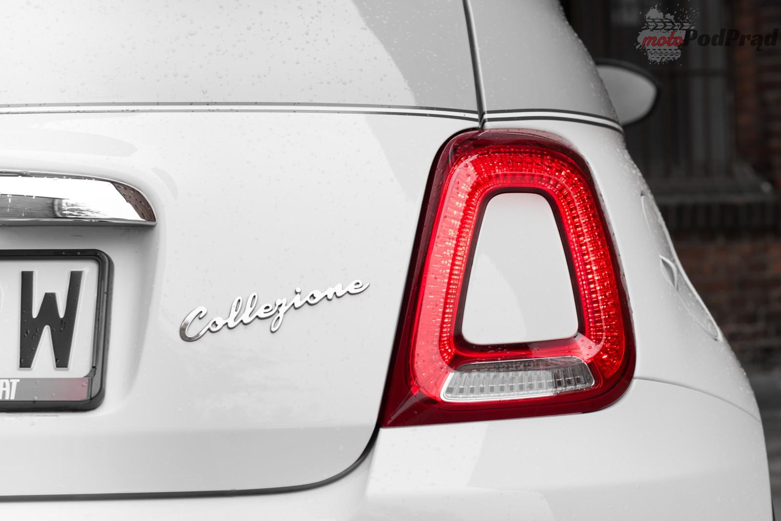 DSC 0641 Test: Fiat 500 Collezione   to są właśnie te detale