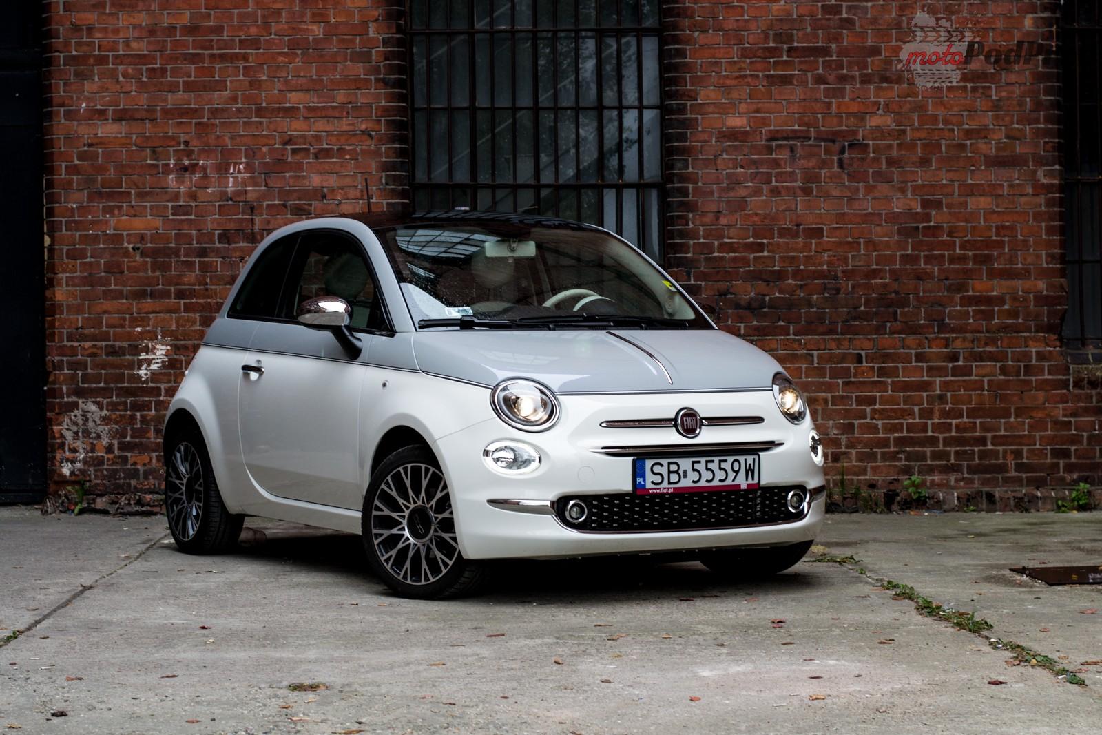 DSC 0642 Test: Fiat 500 Collezione   to są właśnie te detale