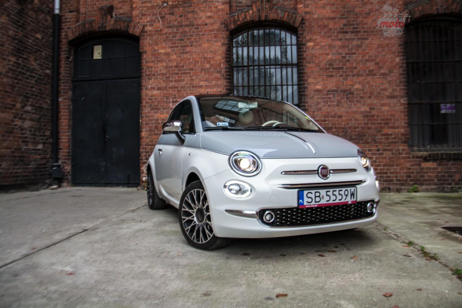 DSC 0653 Test: Fiat 500 Collezione   to są właśnie te detale