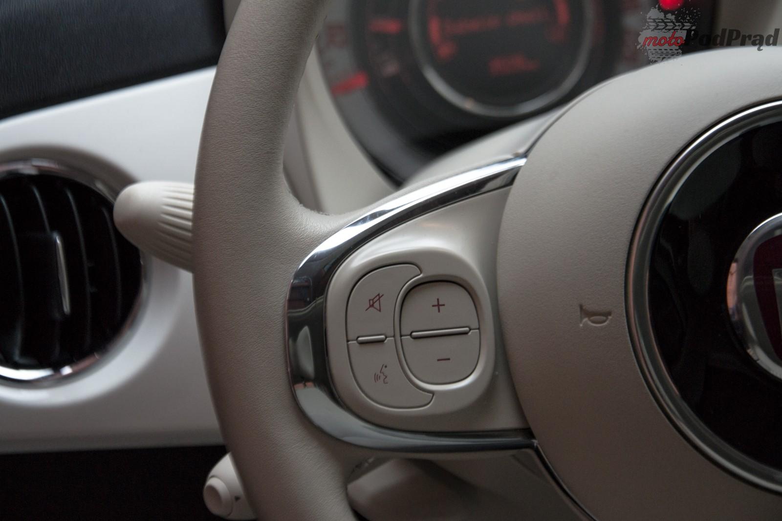 DSC 0657 Test: Fiat 500 Collezione   to są właśnie te detale