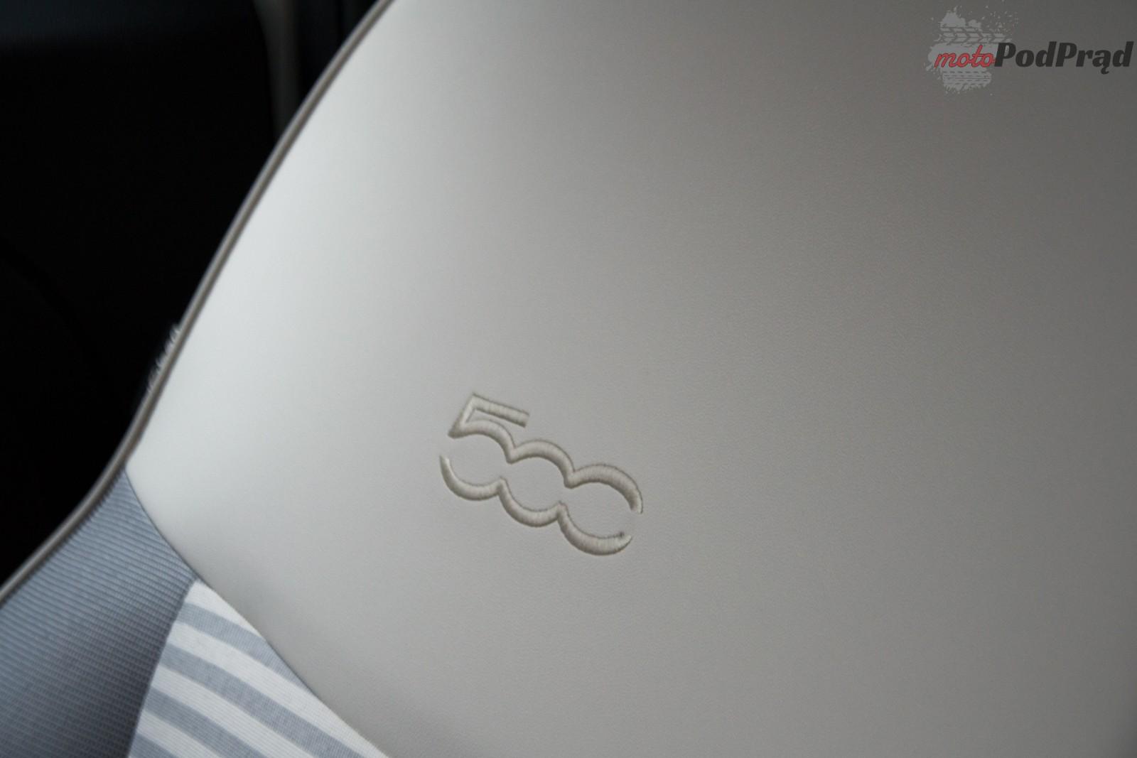 DSC 0659 Test: Fiat 500 Collezione   to są właśnie te detale