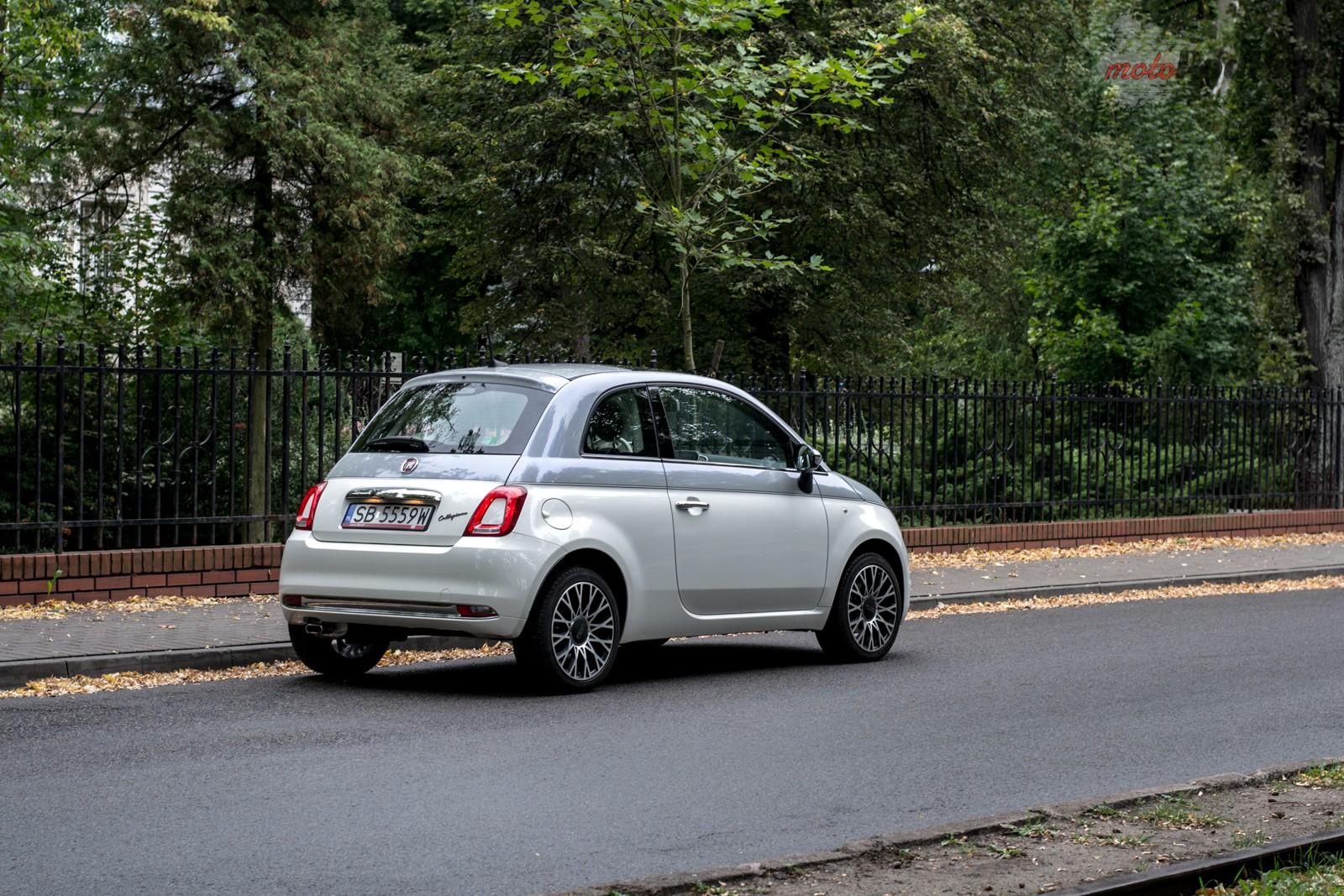 DSC 0674 Test: Fiat 500 Collezione   to są właśnie te detale