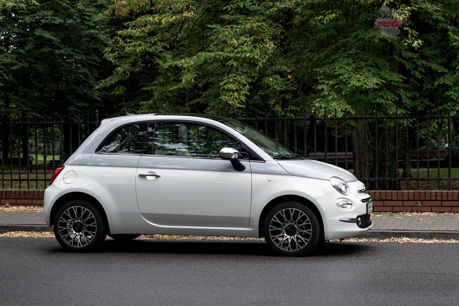 DSC 0675 Test: Fiat 500 Collezione   to są właśnie te detale