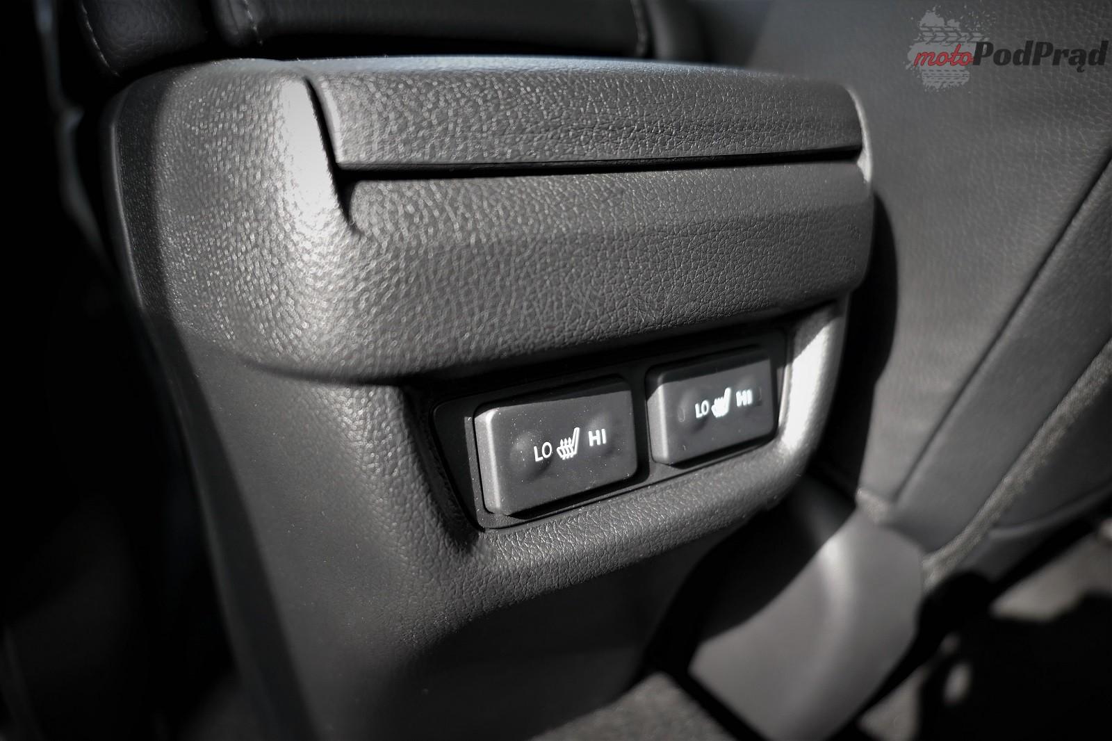 Honda Civix X Sedan 19 10 rzeczy, które zaskakują w Hondzie Civic