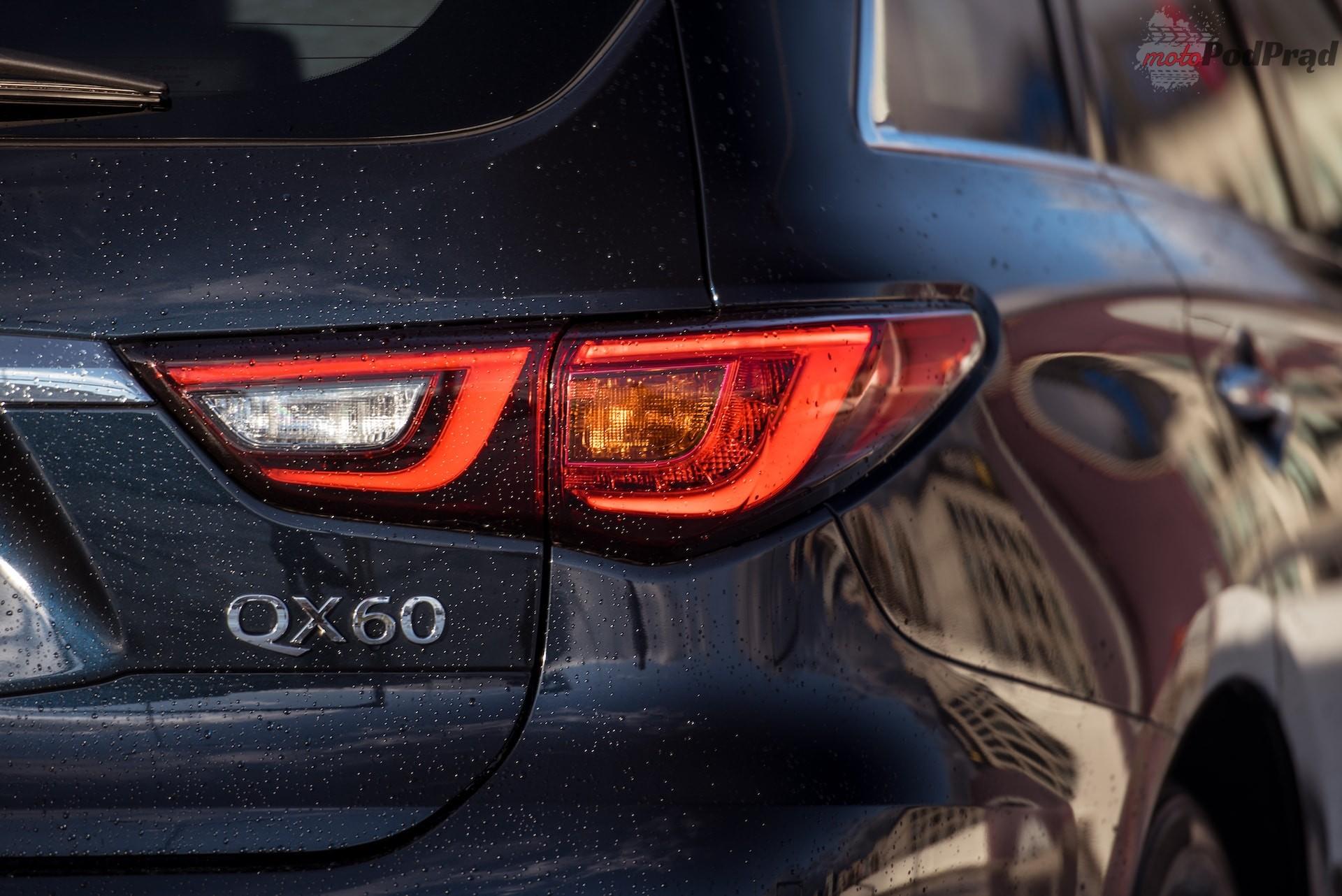 Infiniti QX60 5 Infiniti QX60   SUV z krwi i kości