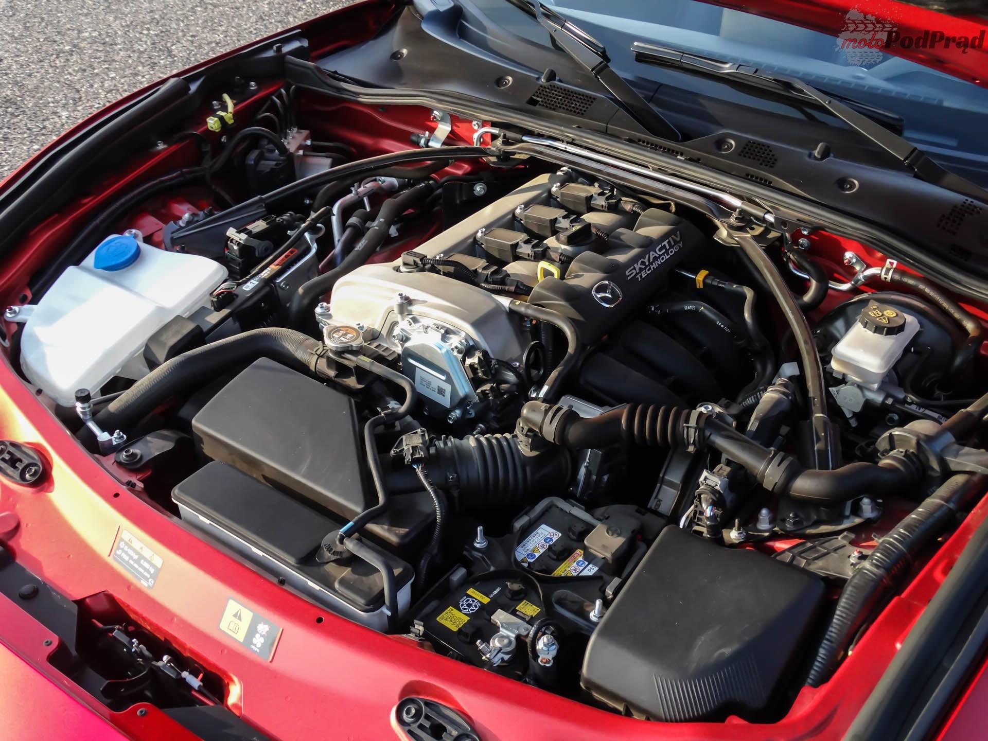 Mazda MX 5 11 Test: Mazda MX 5 SkyFreedom   sama radość