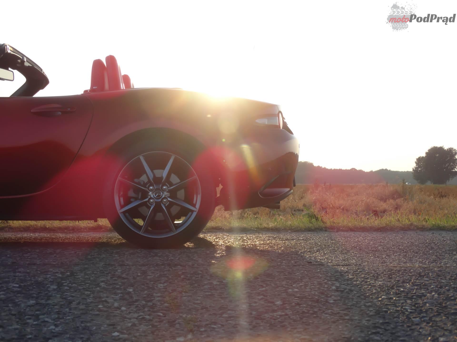 Mazda MX 5 12 Test: Mazda MX 5 SkyFreedom   sama radość