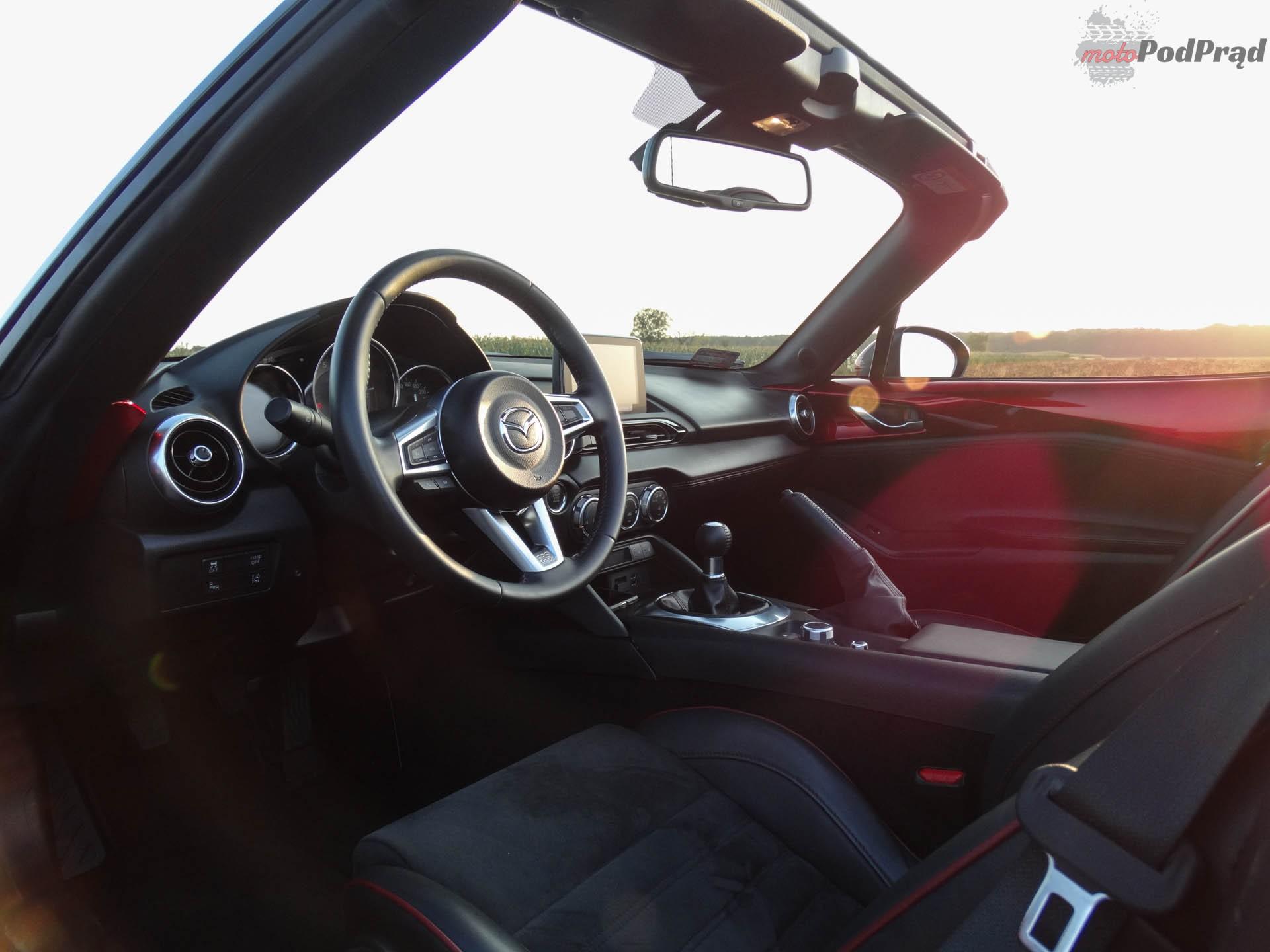 Mazda MX 5 15 Test: Mazda MX 5 SkyFreedom   sama radość