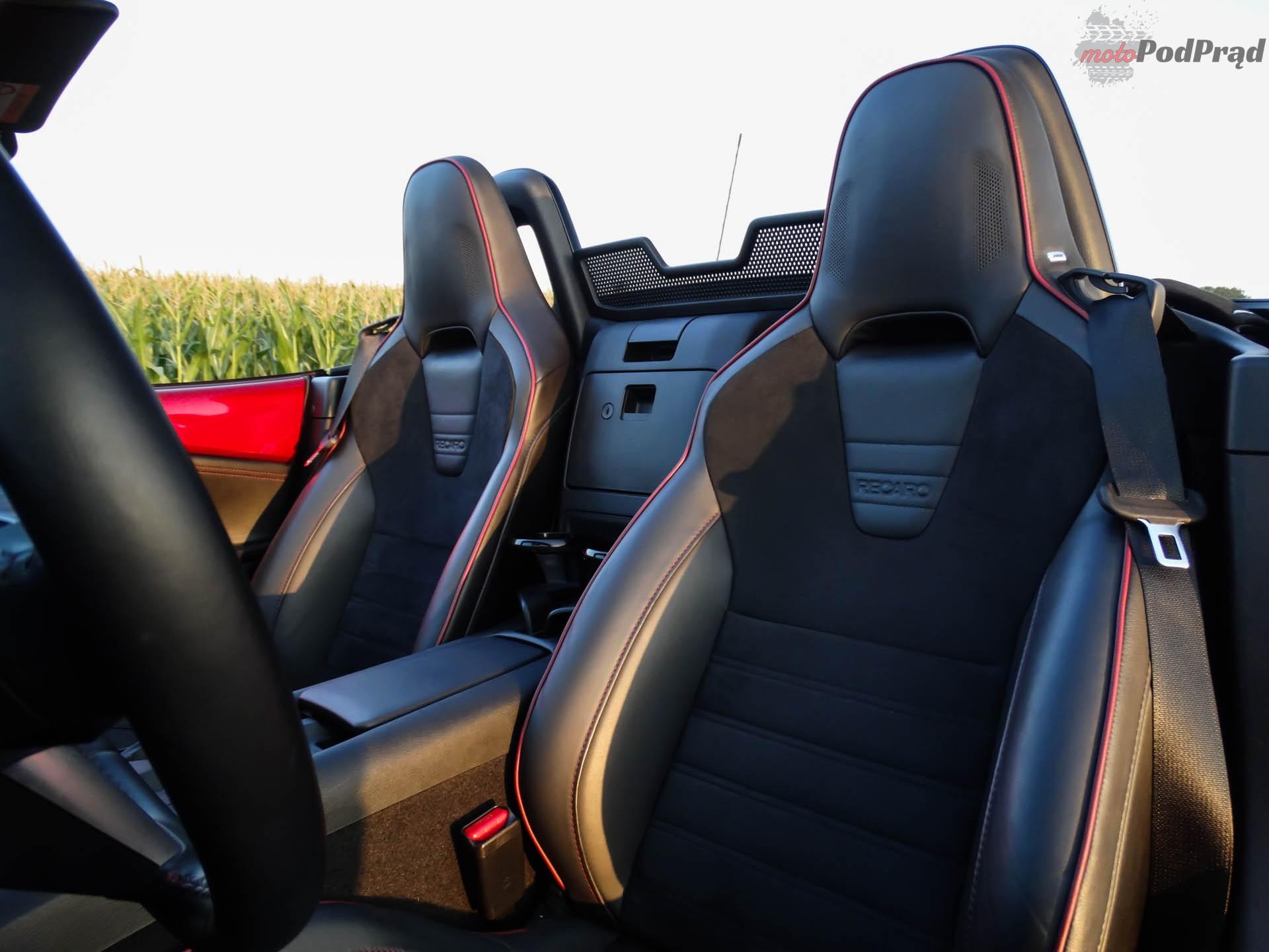 Mazda MX 5 16 Test: Mazda MX 5 SkyFreedom   sama radość