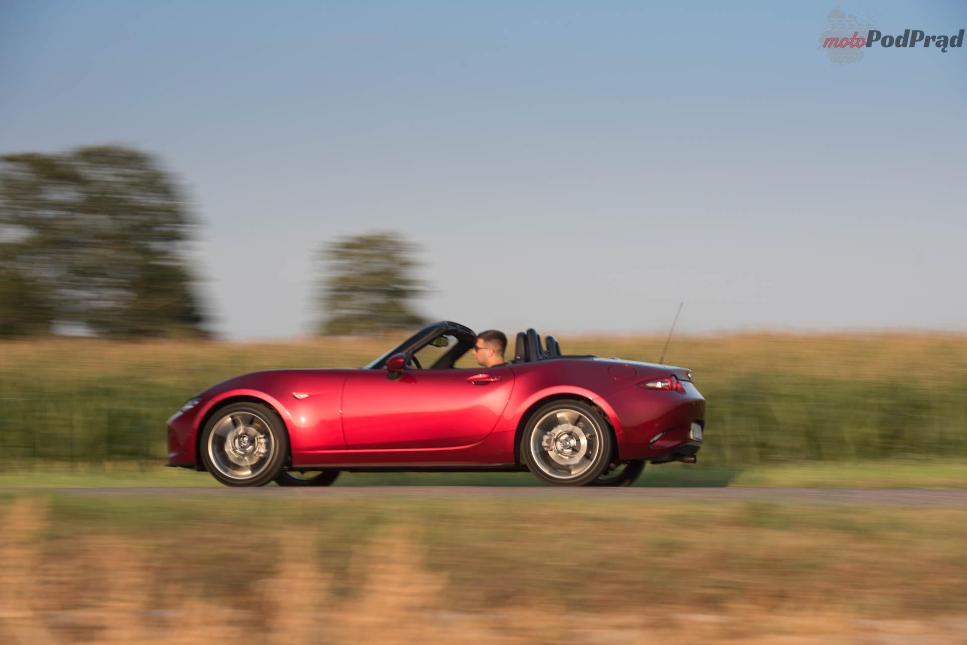 Mazda MX 5 22 Test: Mazda MX 5 SkyFreedom   sama radość
