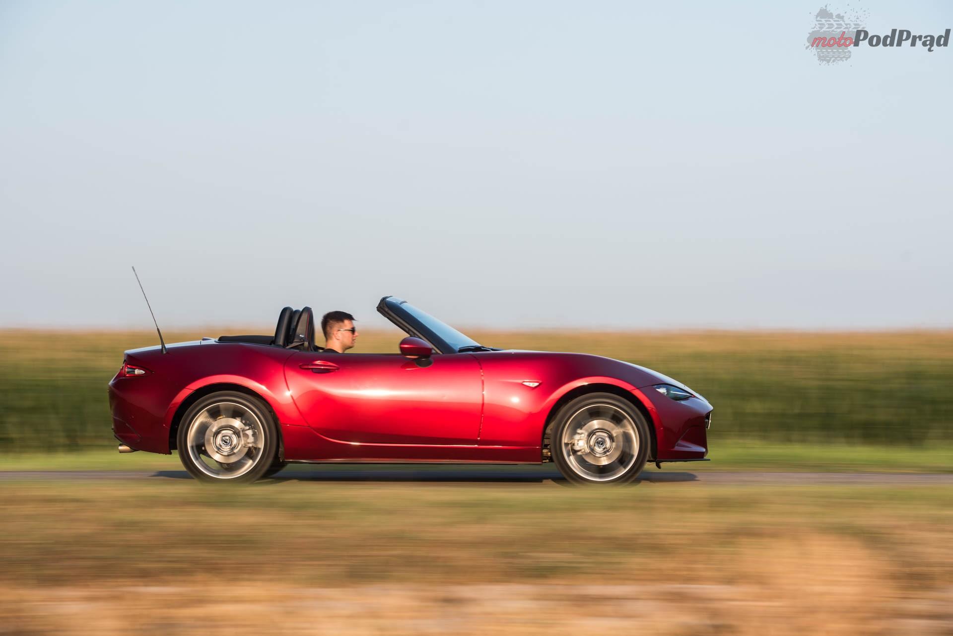 Mazda MX 5 23 Test: Mazda MX 5 SkyFreedom   sama radość