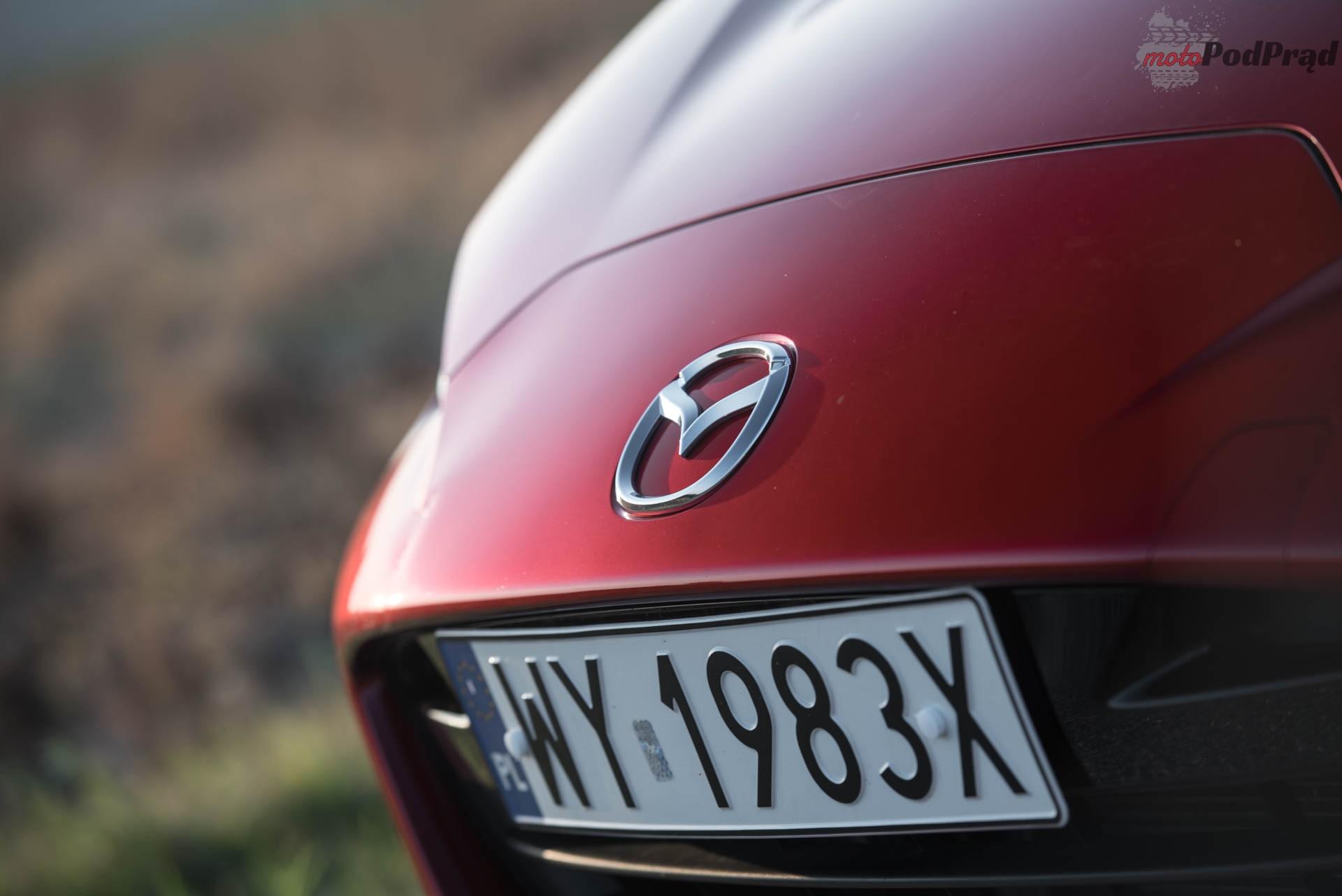 Mazda MX 5 25 Test: Mazda MX 5 SkyFreedom   sama radość
