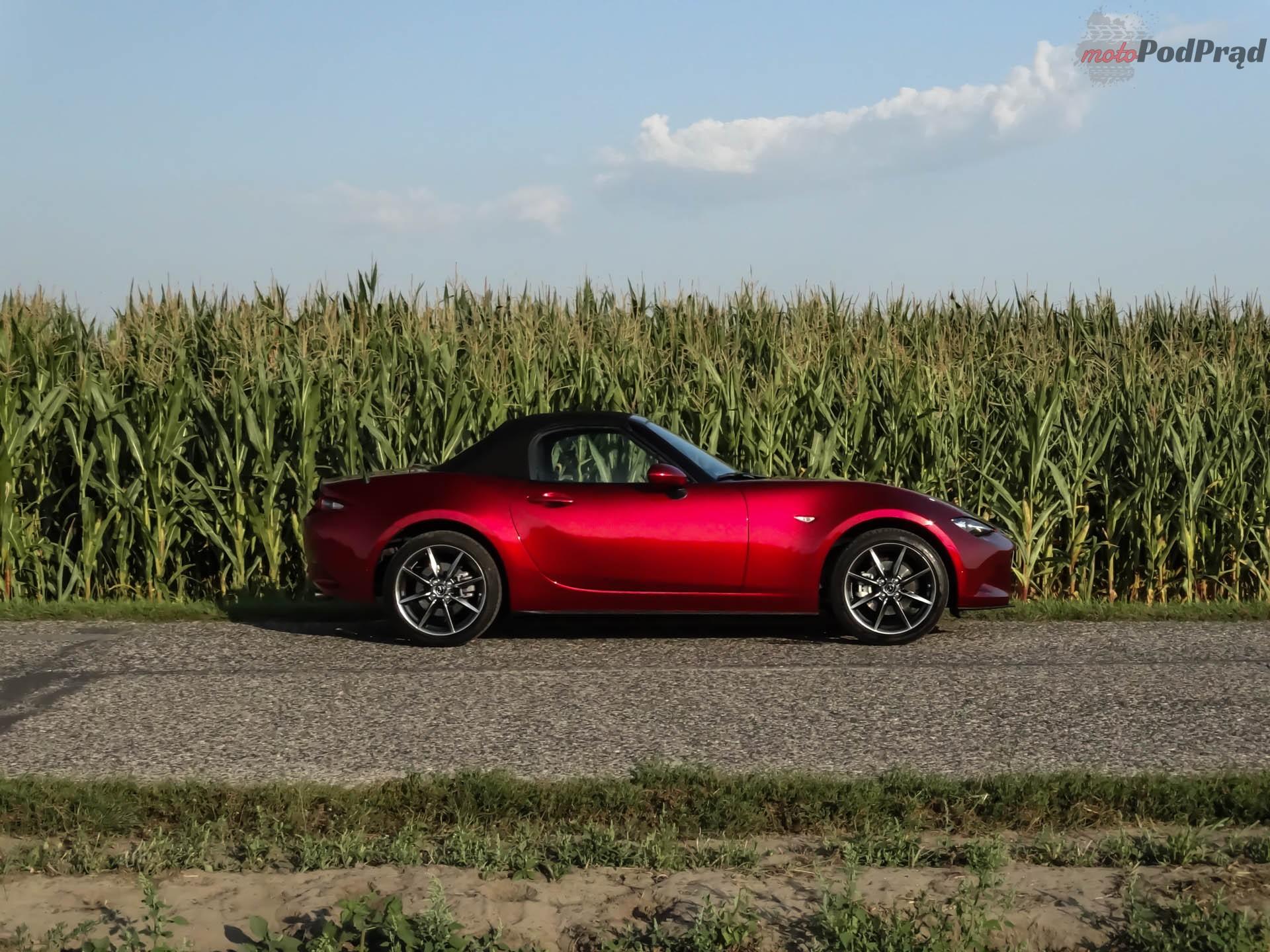 Mazda MX 5 3 Test: Mazda MX 5 SkyFreedom   sama radość