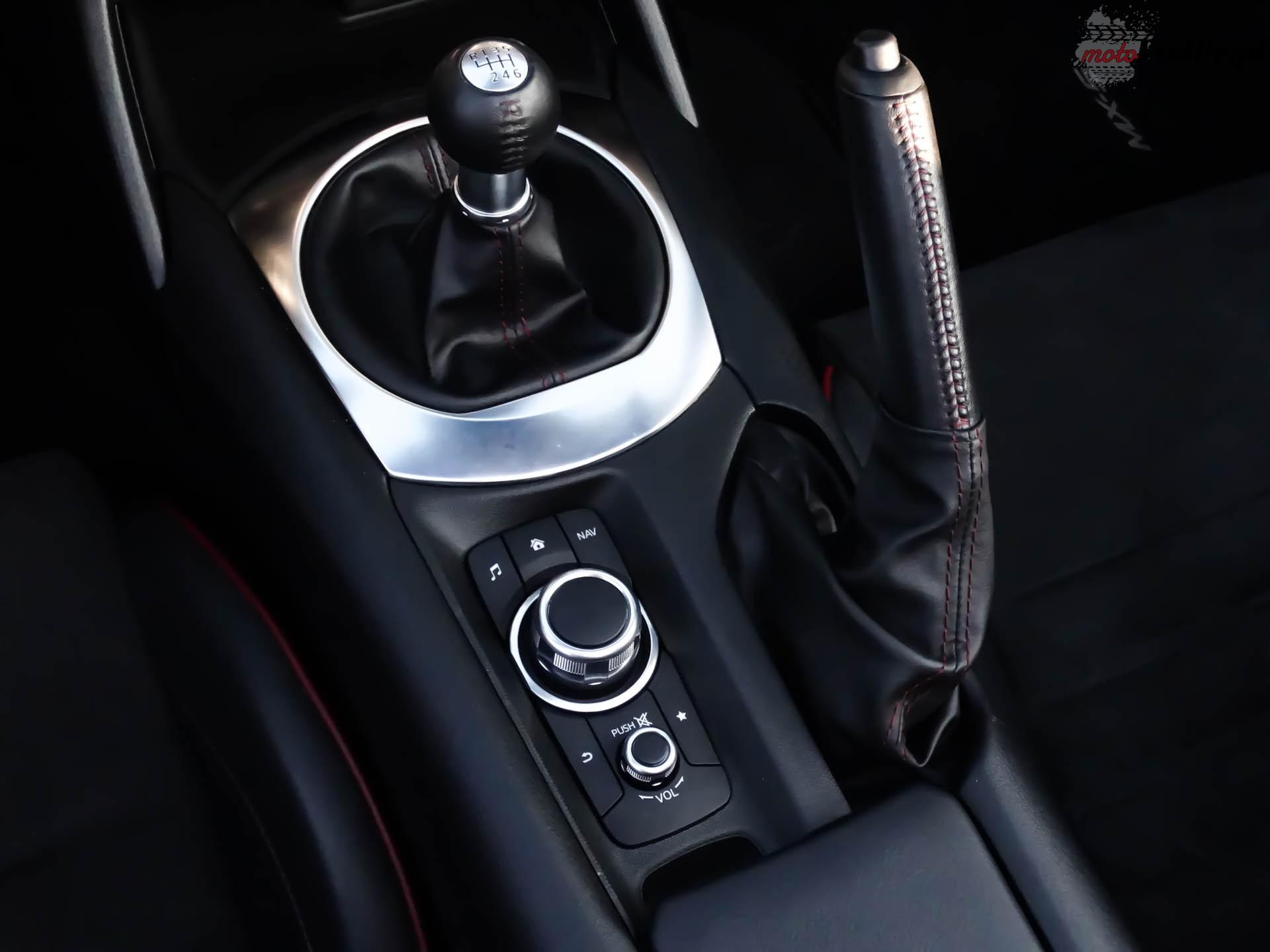 Mazda MX 5 6 Test: Mazda MX 5 SkyFreedom   sama radość