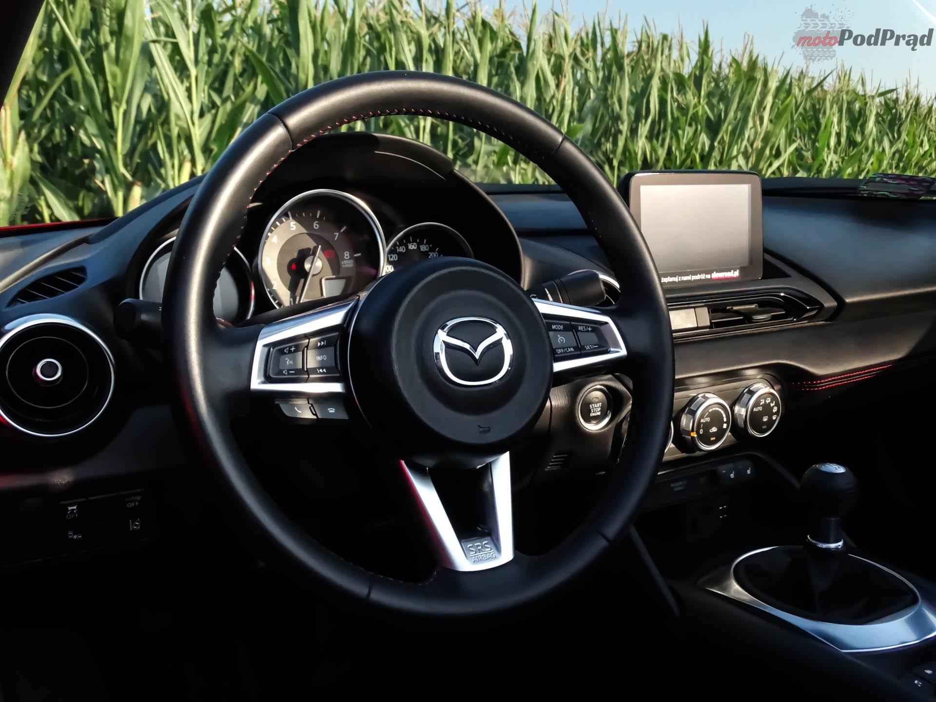 Mazda MX 5 7 Test: Mazda MX 5 SkyFreedom   sama radość