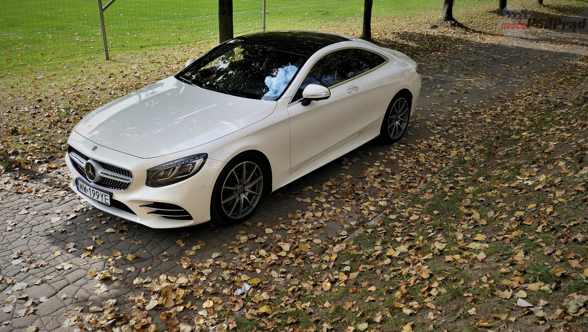 Mercedes s560 coupe 3 Test: Mercedes S560 Coupe   szał pał
