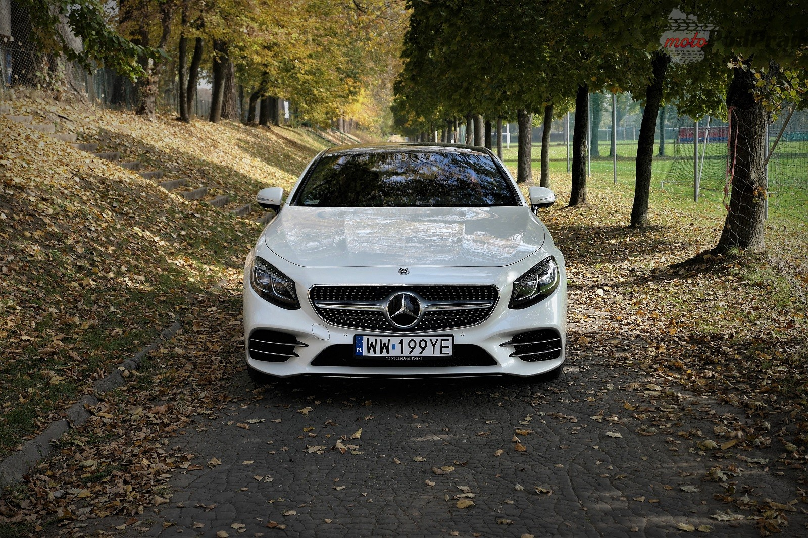 Mercedes s560 coupe 6 Test: Mercedes S560 Coupe   szał pał