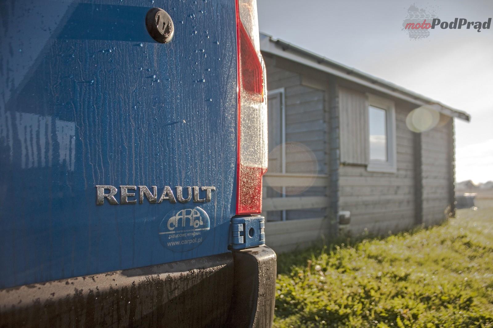 Renault Master 21 Test: Renault Master   mistrz nie jedno ma imię