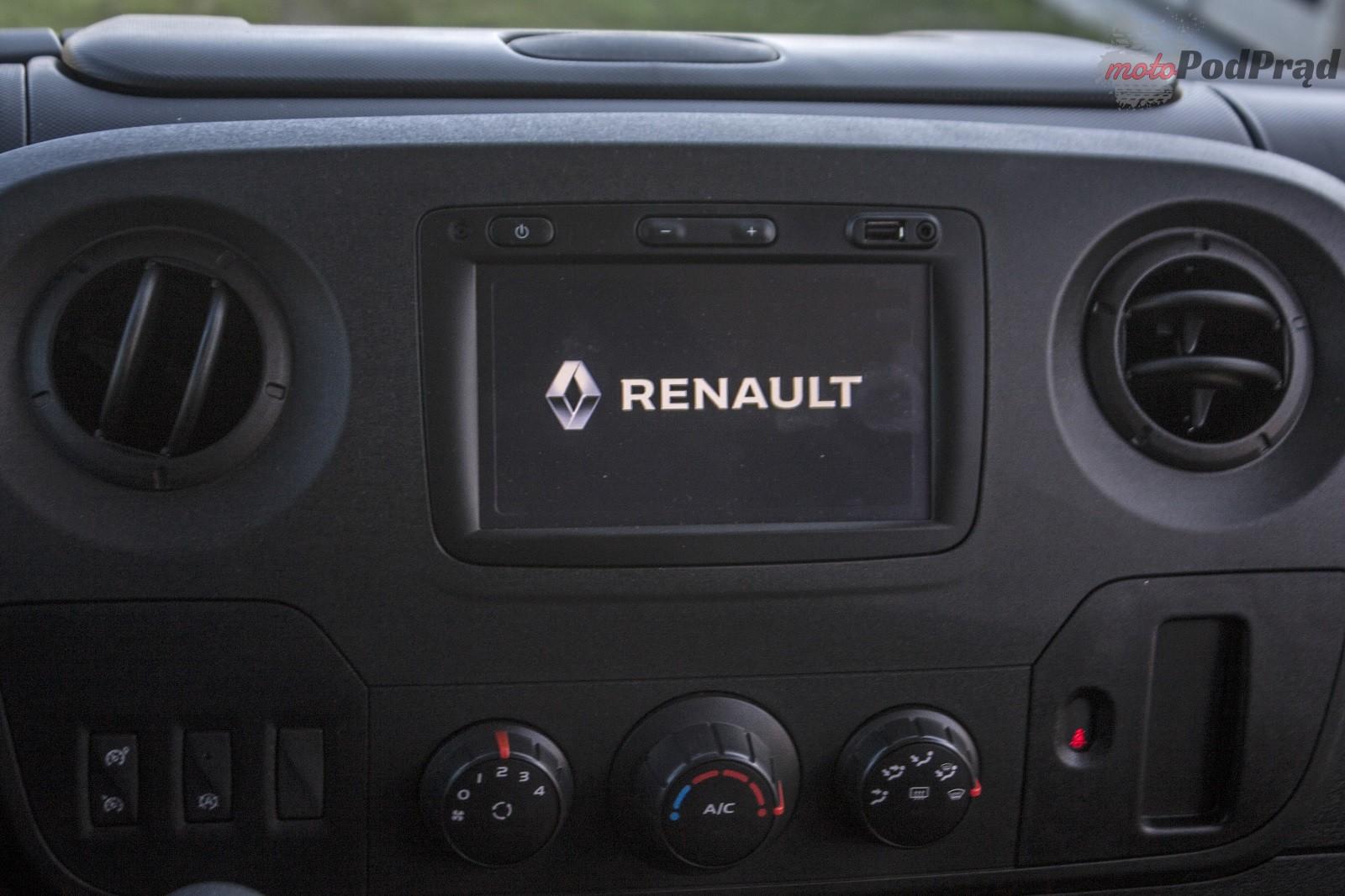 Renault Master 7 Test: Renault Master   mistrz nie jedno ma imię