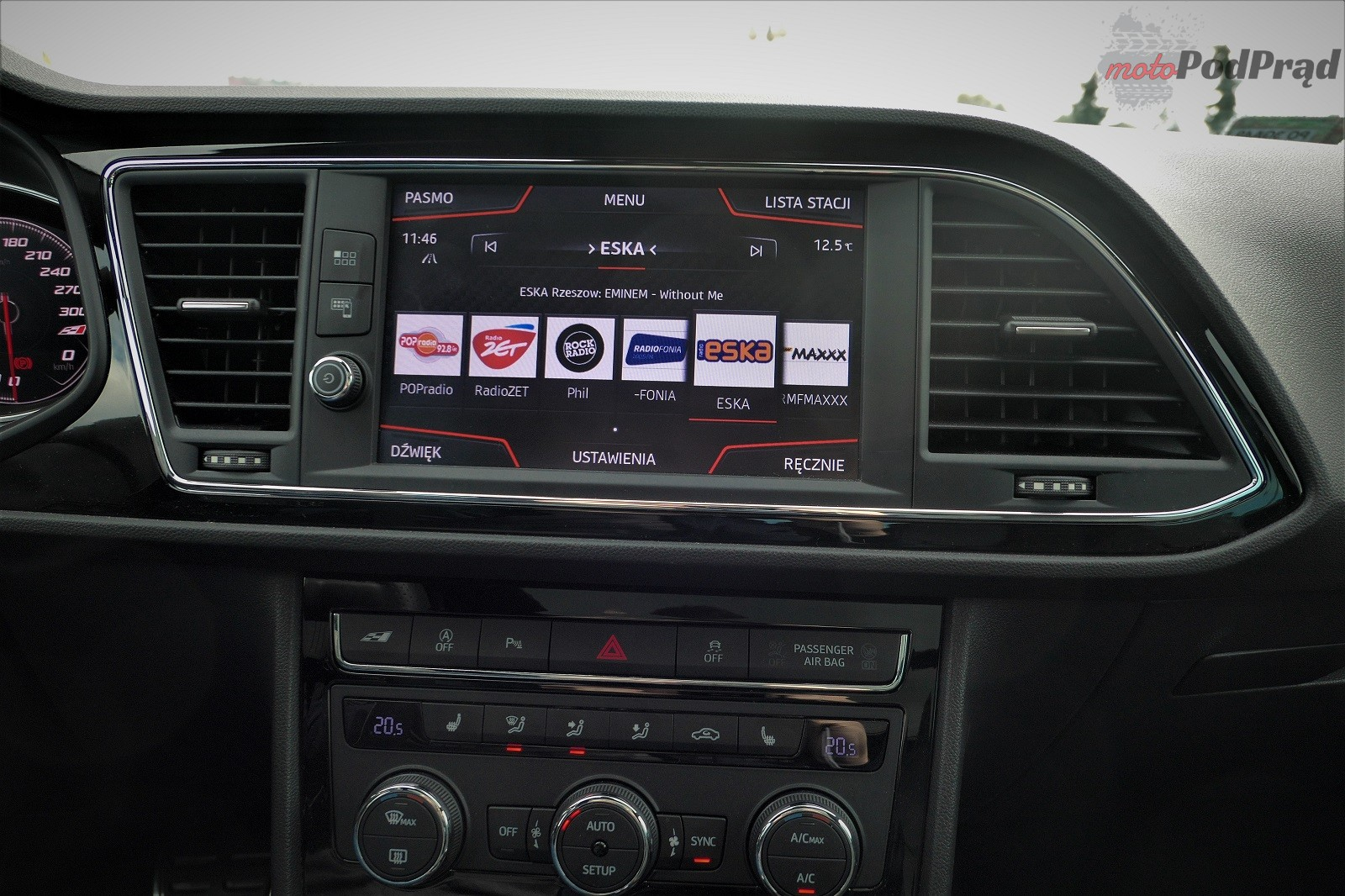Seat Leon 1 Test: Seat Leon Cupra ST 300 KM   jeden z ostatnich